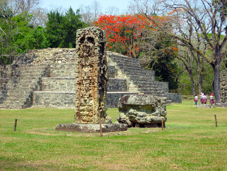 Un agradable paseo por Copán Ruinas - México Gran Viaje Pueblos Tzotzil y Quiché