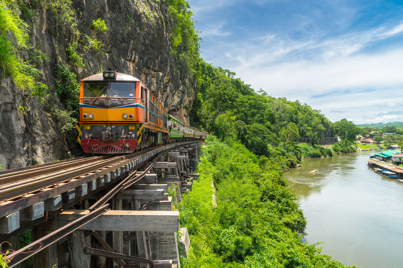 El puente sobre el río Kwai - Tailandia Gran Viaje Tailandia al completo