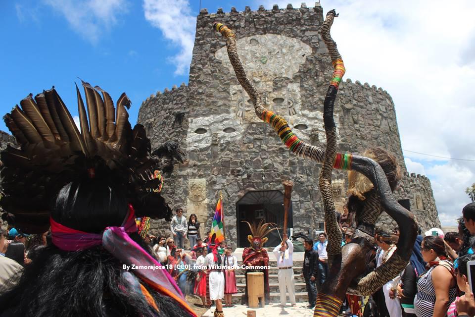 Siéntete iluminado por la grandeza del Templo del Sol - Ecuador Gran Viaje De los Andes al Pacífico