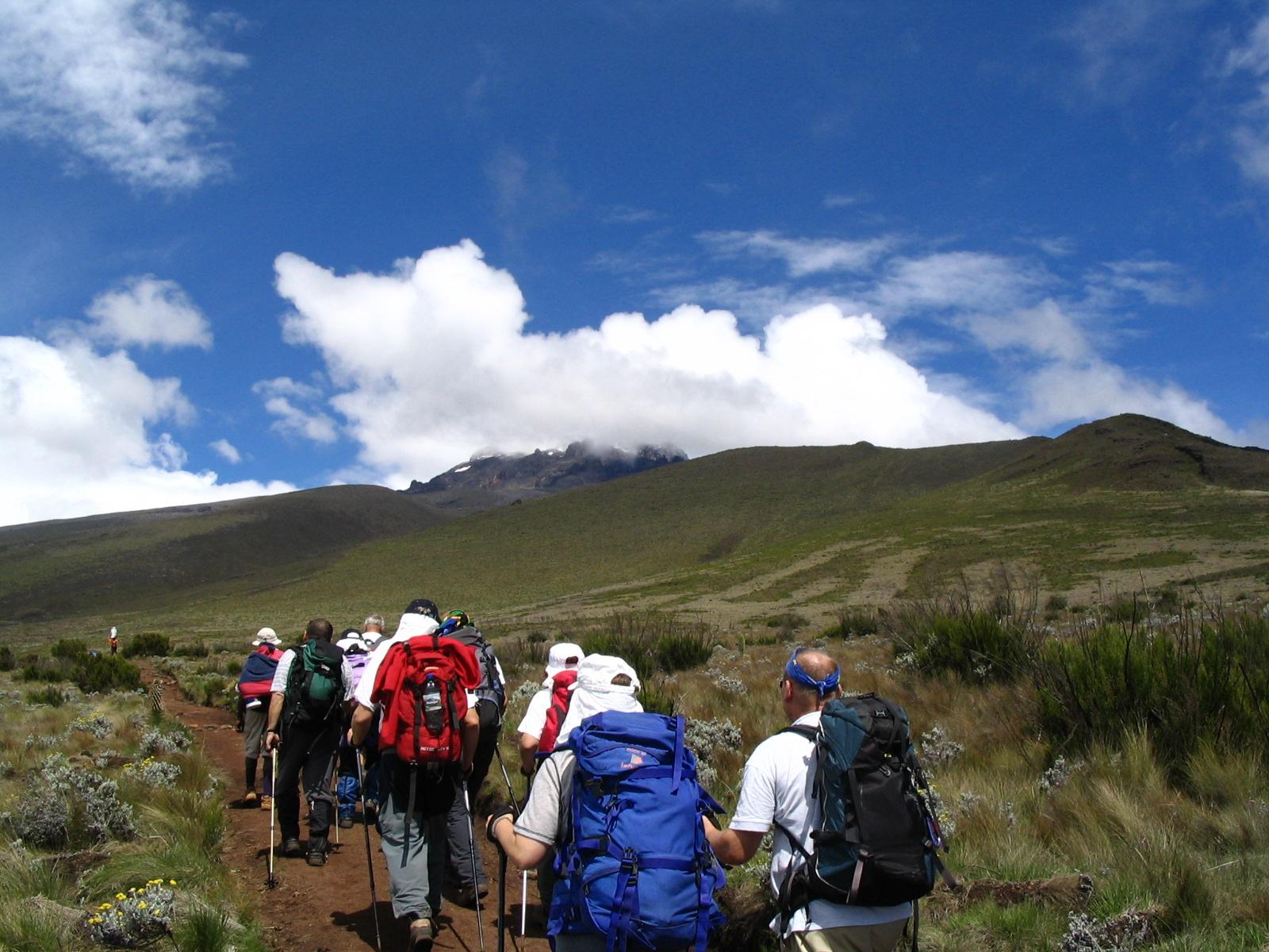 Un reto que muchos quieren alcanzar - Tanzania Gran Viaje Ascensión al Kilimanjaro: Ruta Marangu
