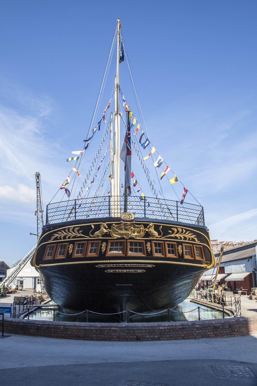 Visita el barco más famoso de Inglaterra - Inglaterra Circuito Inglaterra, Gales y Londres