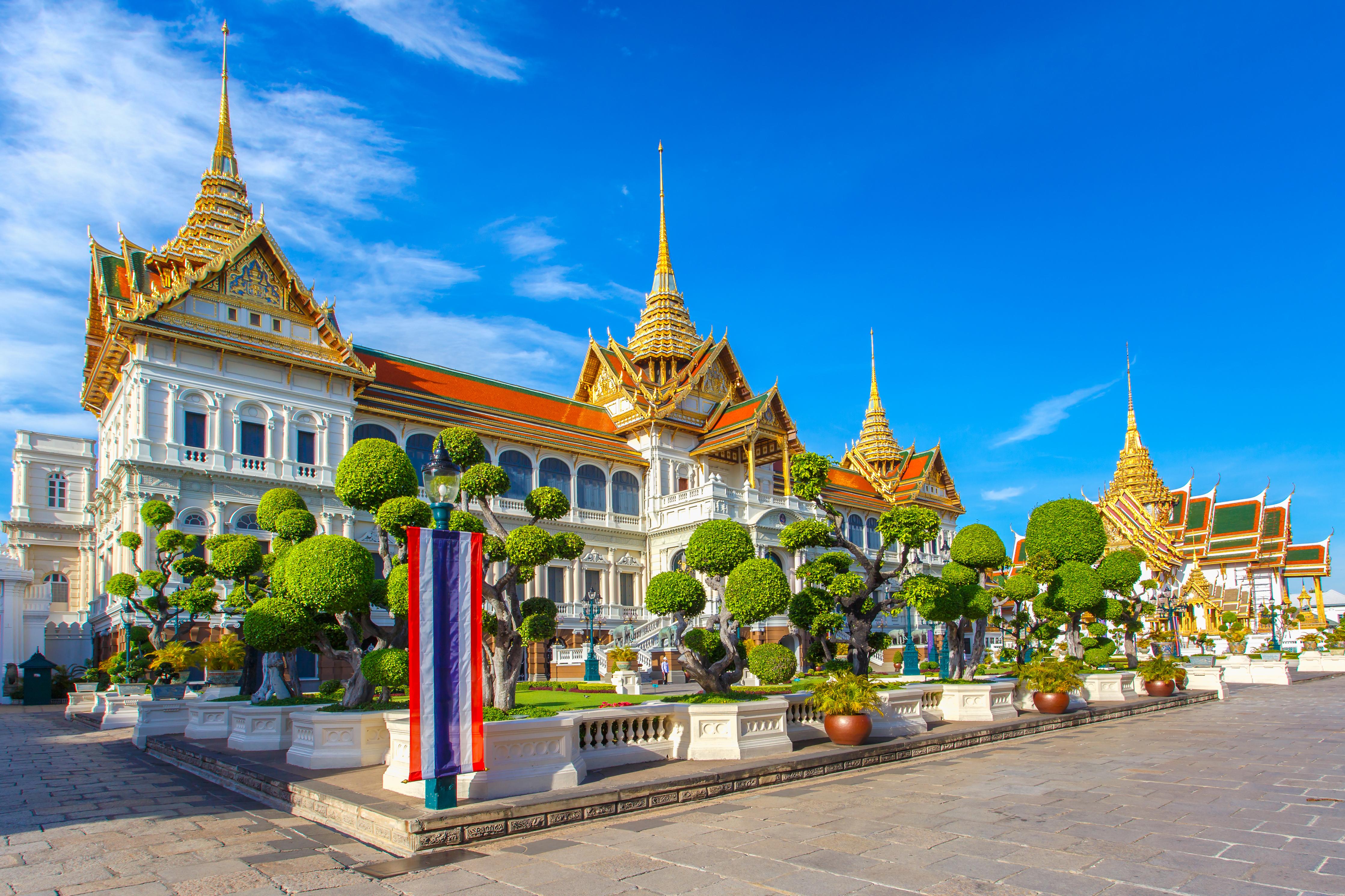 Un imprescindible: el Palacio Real de Bangkok - Tailandia Gran Viaje Alrededor de Tailandia