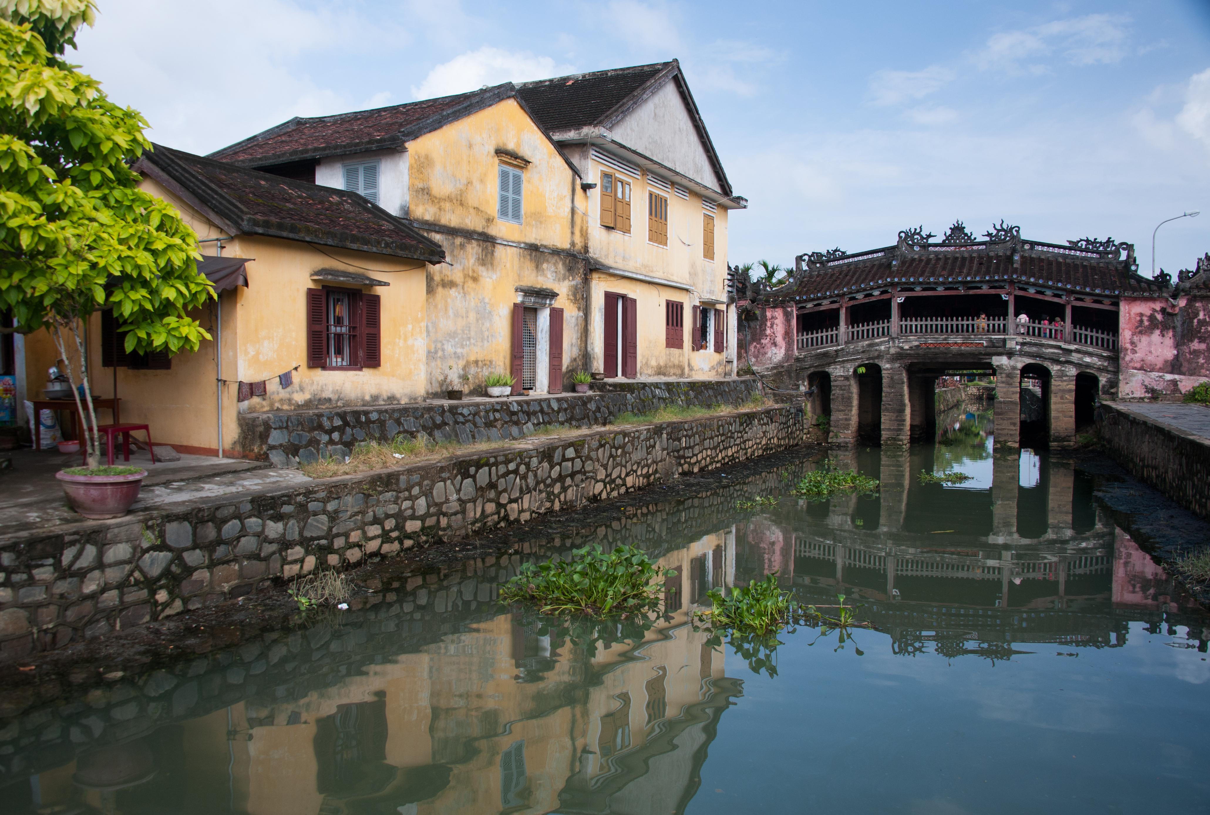 Hoi An. Viaja en el tiempo en el Puente Japonés - Vietnam Gran Viaje Vietnam Esencial