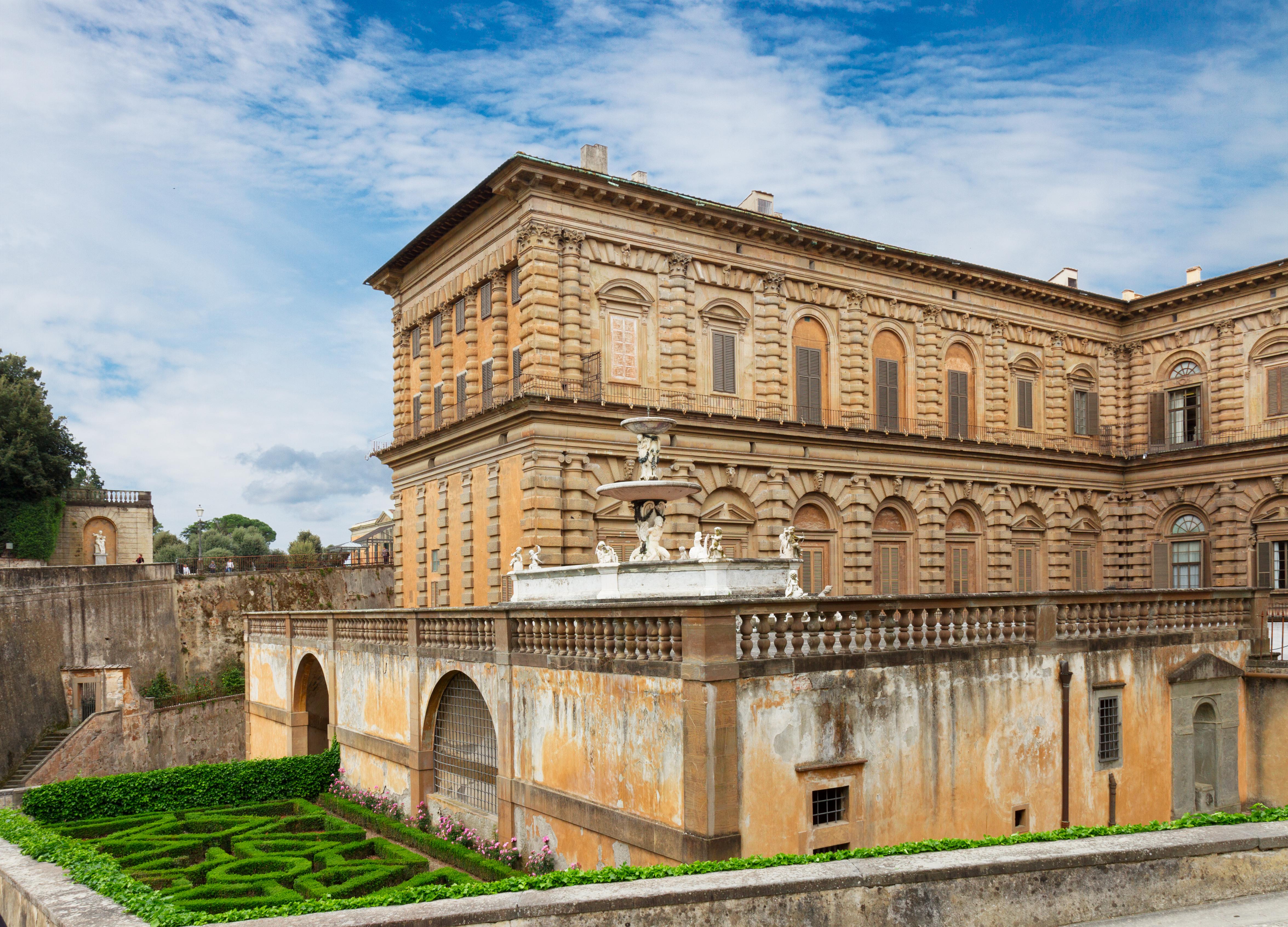 Los jardines Pitti, el pulmón verde de Florencia - Italia Circuito Italia Bella: de Milán a Roma