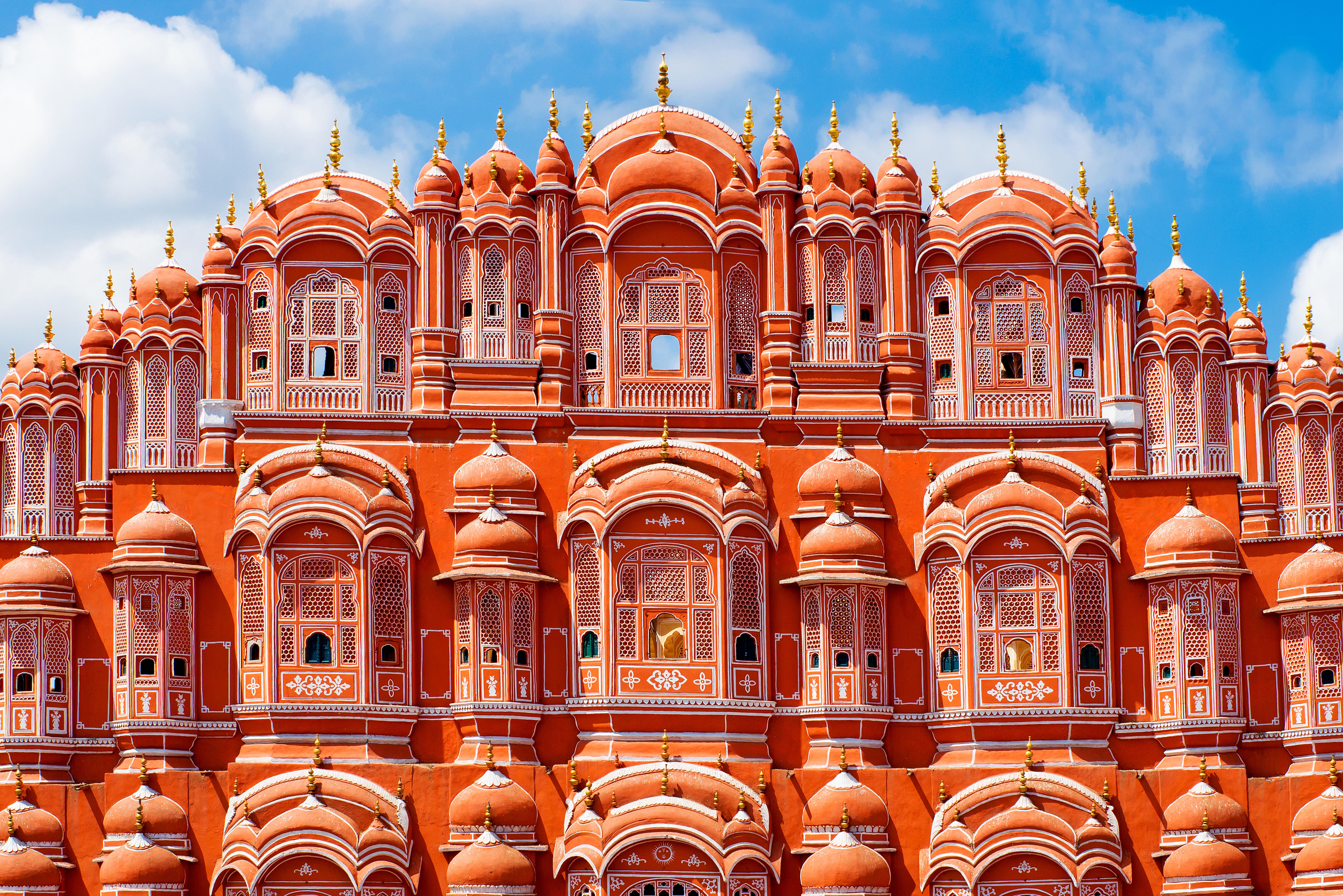 Hawa Majal - India Gran Viaje Rutas del Rajasthan