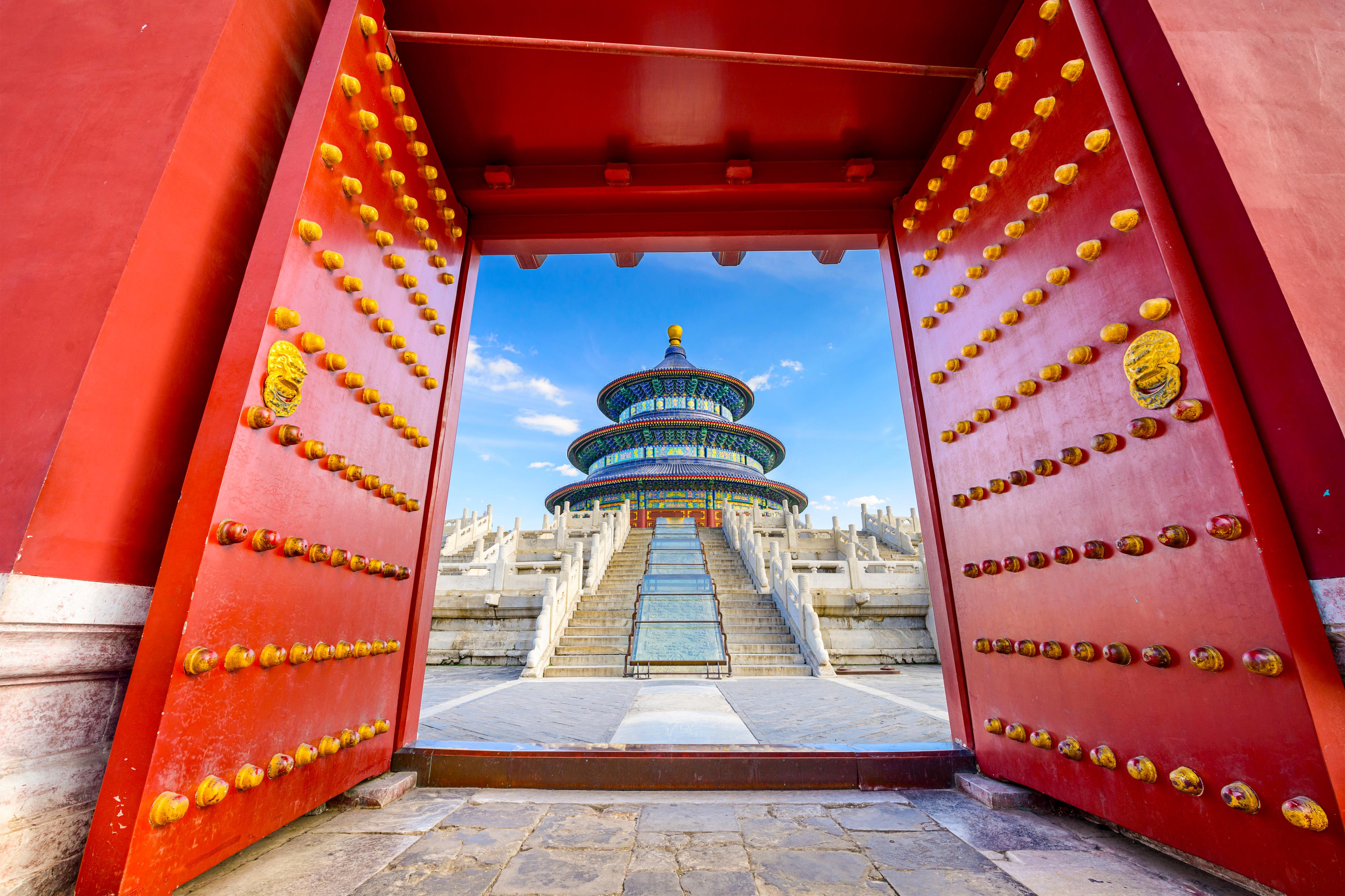 Una ruta por la historia de Beijing - China Gran Viaje Lo mejor de China
