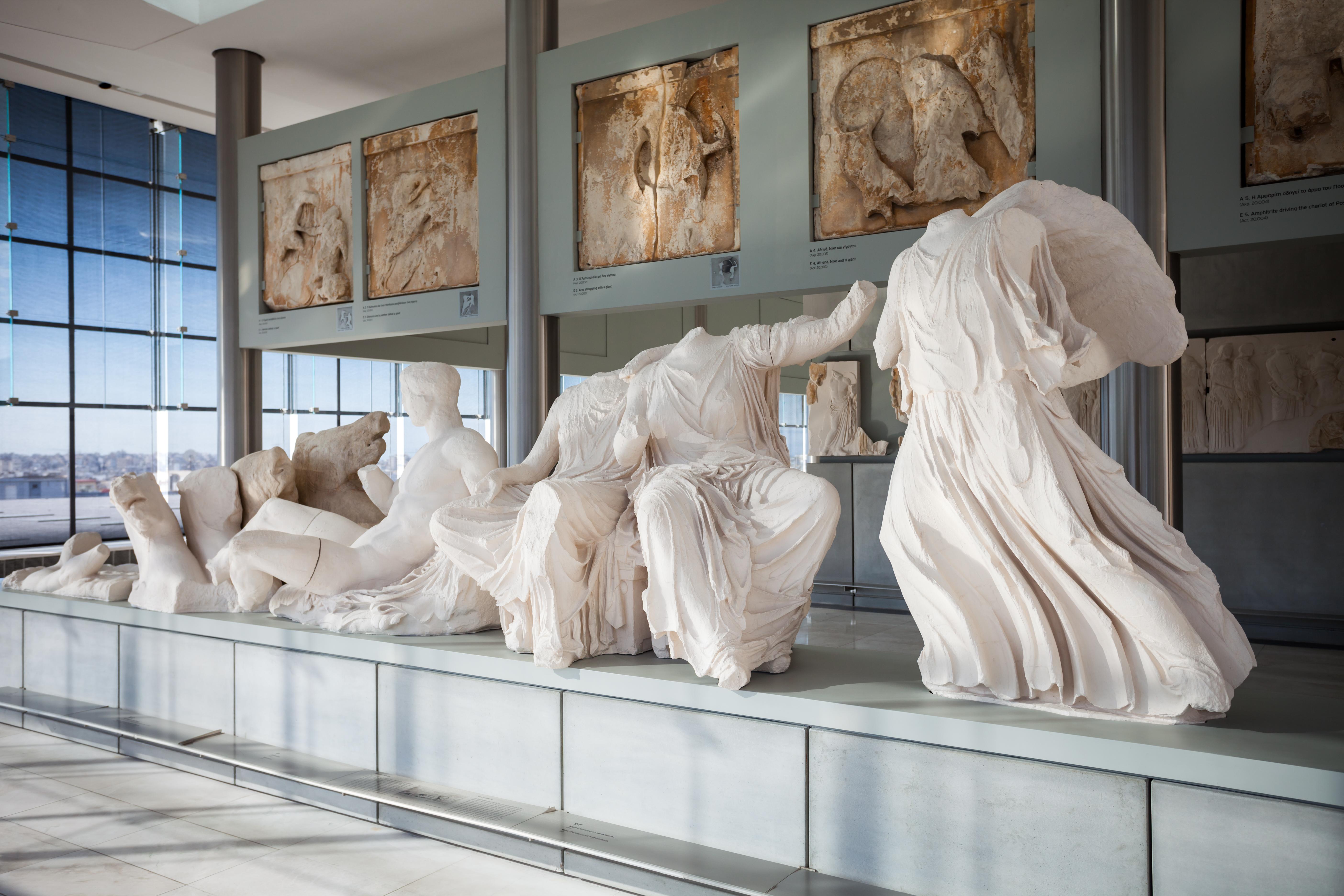 La magia de la Acrópolis, fuera de la Acrópolis - Grecia Circuito Atenas, Islas Griegas y Grecia Clásica