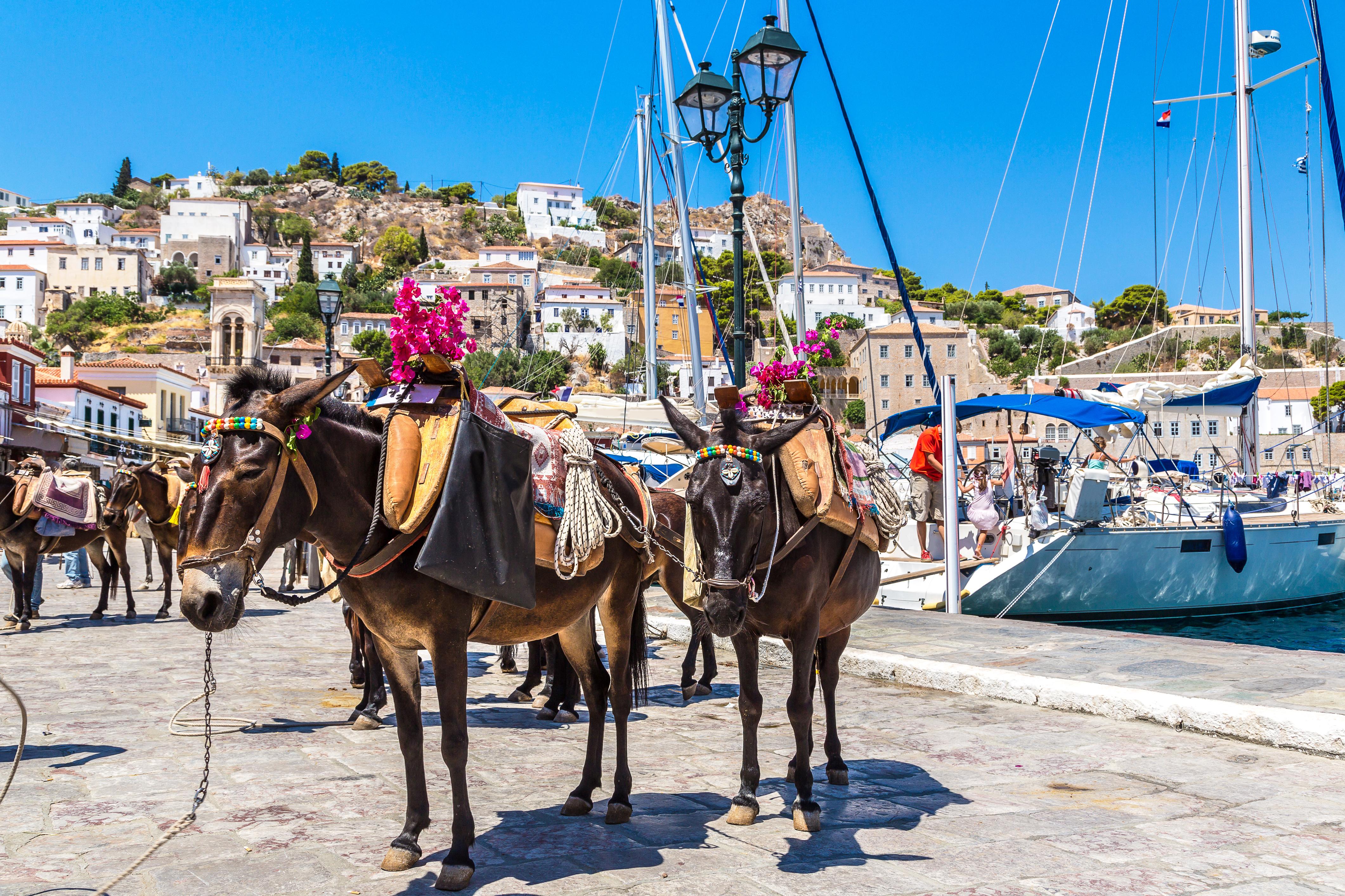 De paseo por la costa sin frío ni calor - Grecia Circuito Atenas, Olimpia, Delfos y Kalambaka
