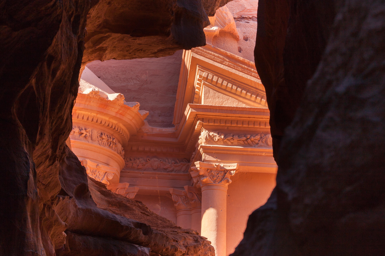 La fabulosa Petra - Jordania Circuito Jordania e Israel: dos países, tres religiones