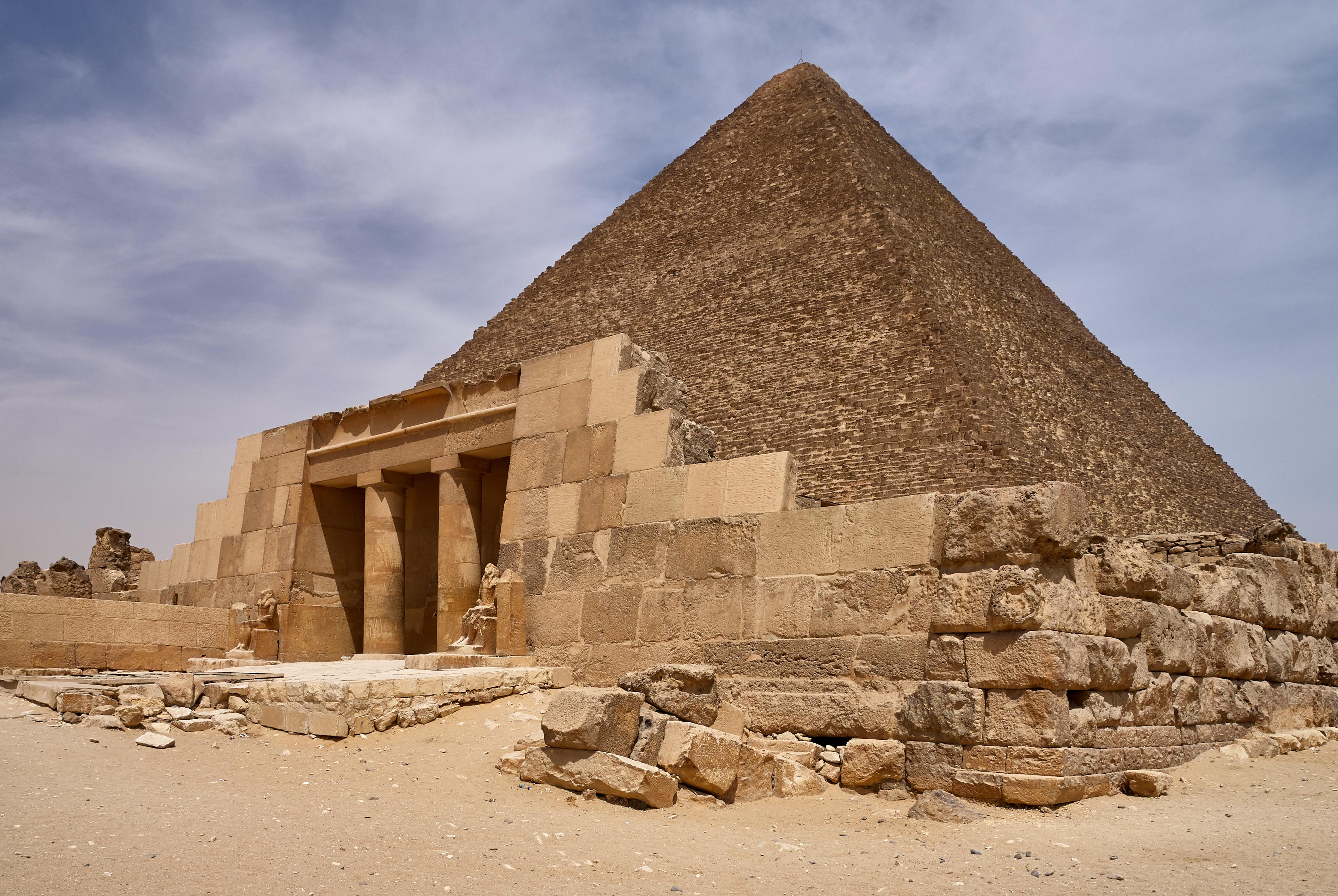 ¡Las Pirámides de Egipto! - Egipto Circuito Egipto Básico