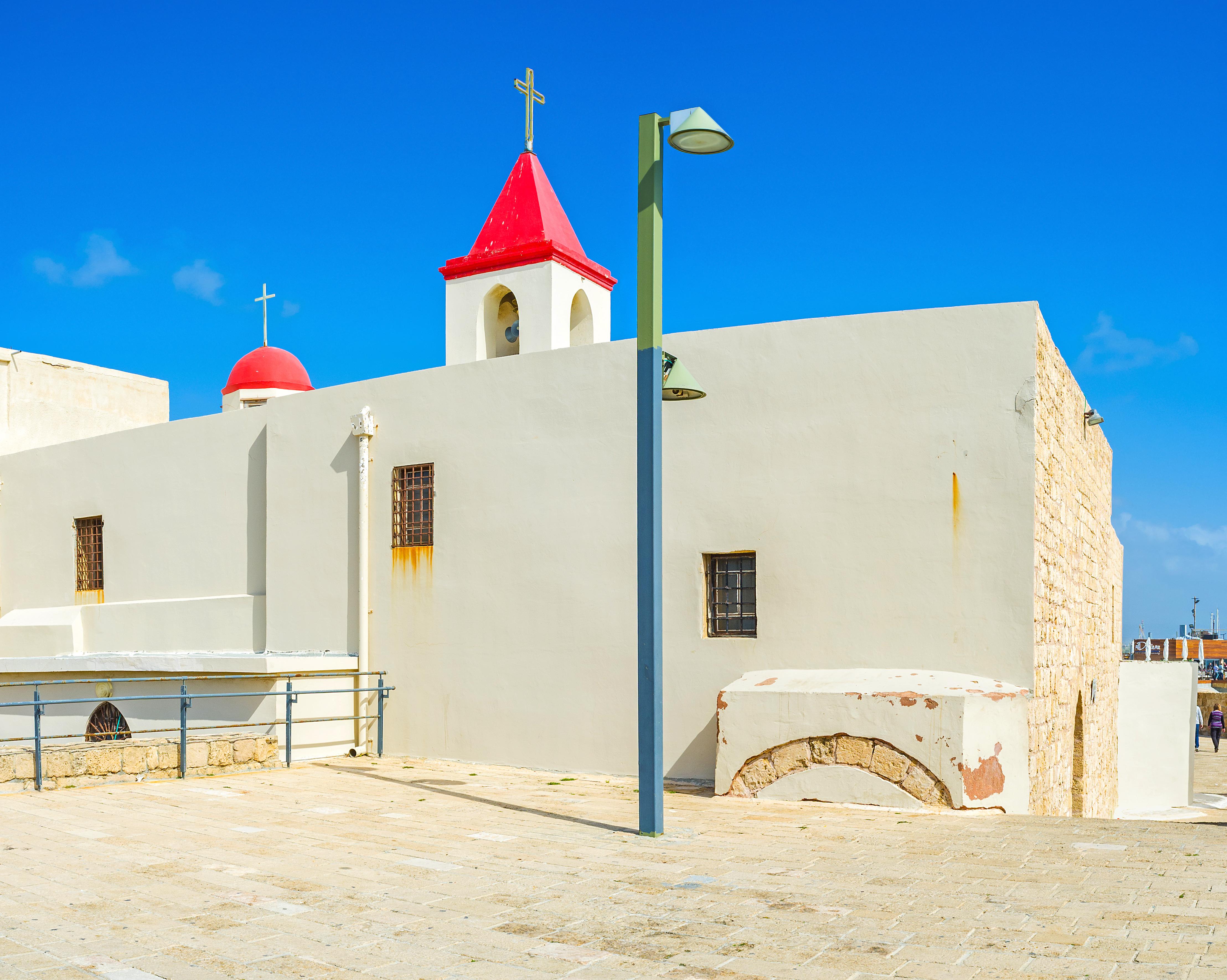 Desvela los misterios templarios en San Juan de Acre - Israel Circuito Recorriendo Israel