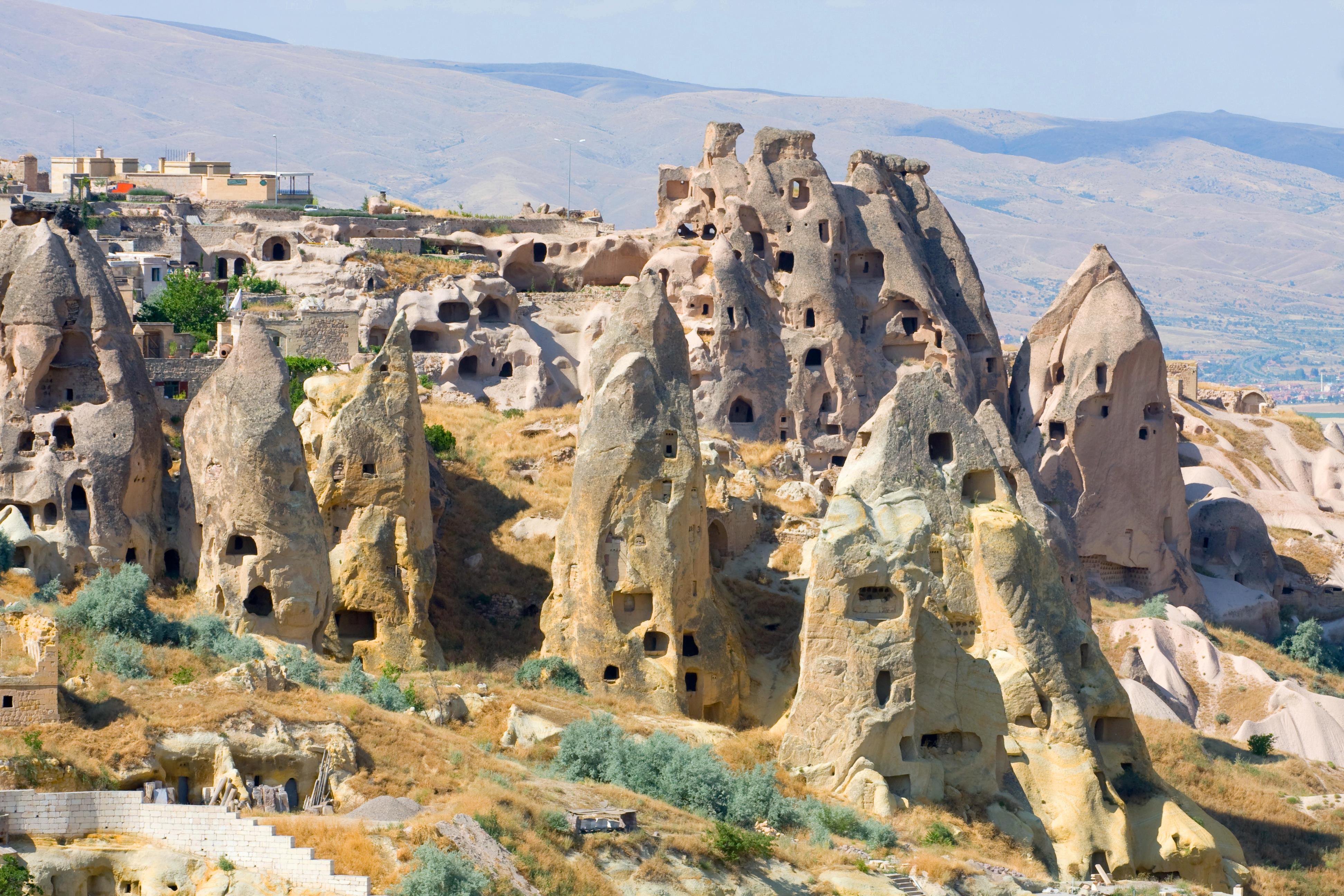 Capadocia, una filigrana geológica - Turquía Circuito Estambul y Capadocia