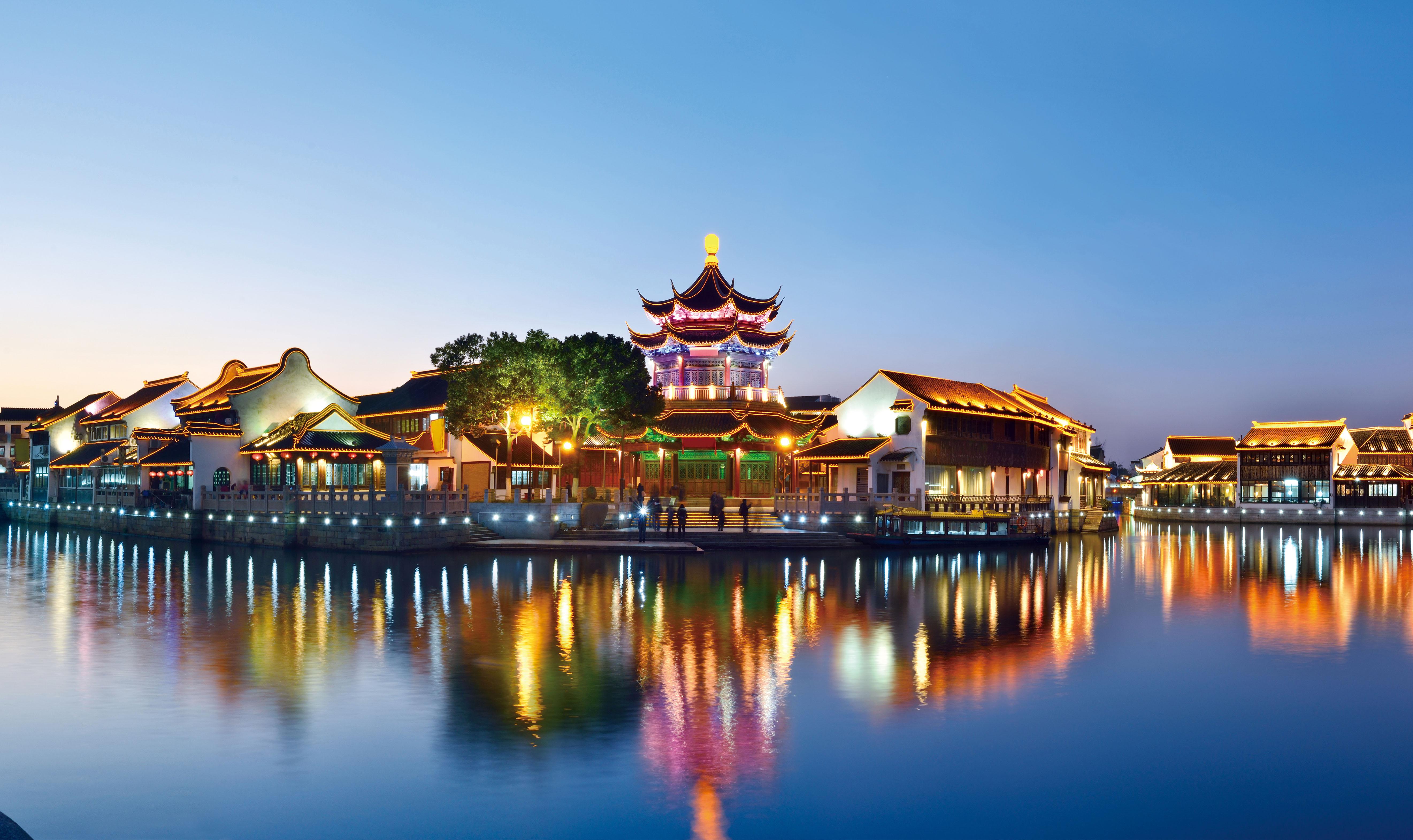 Suzhou, la Venecia de Oriente - China Gran Viaje Lo mejor de China
