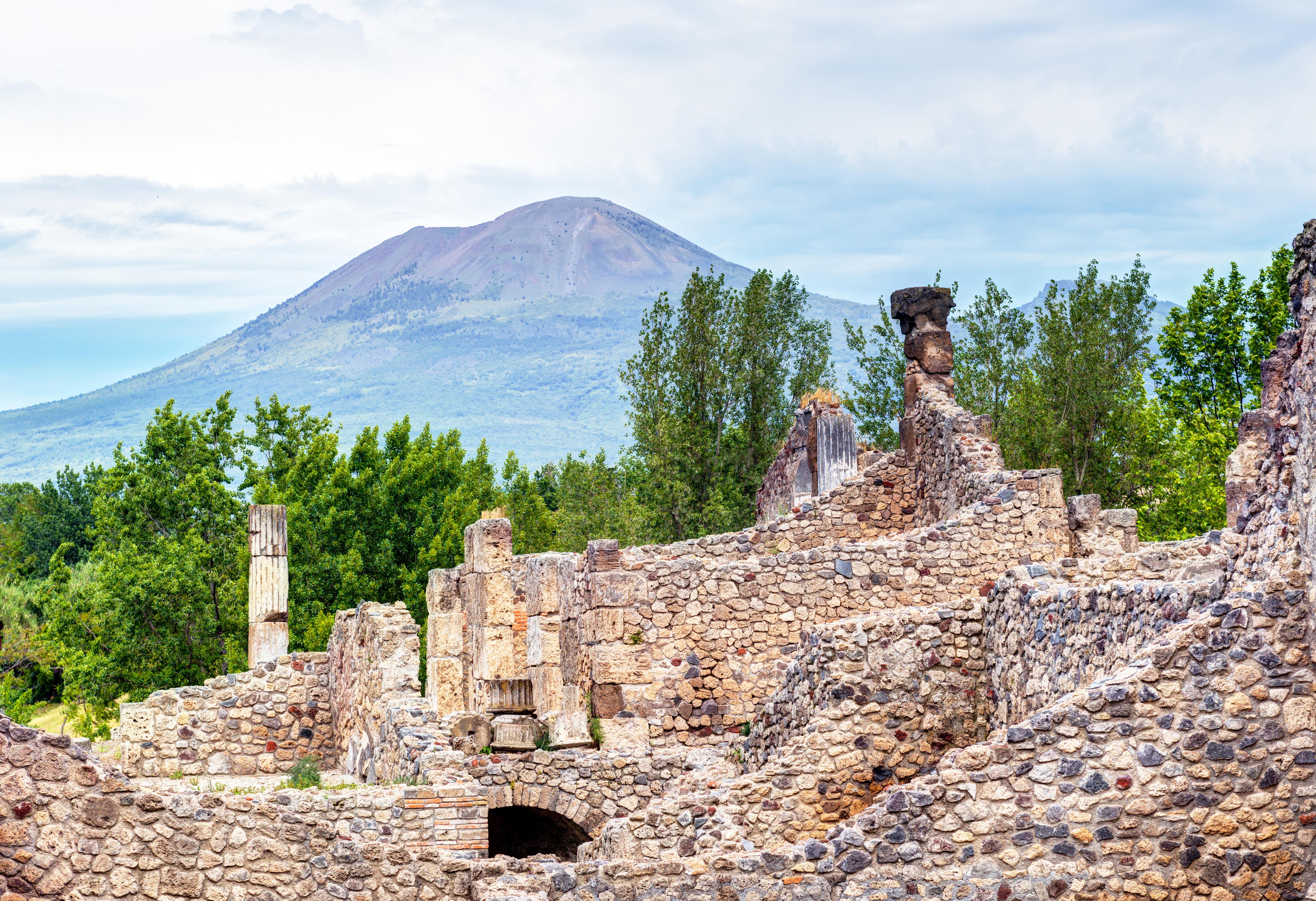 Visita las impactantes ruinas de la antigua ciudad de Pompeya - Italia Escapada Escapada Sur de Italia: de Nápoles a Puglia