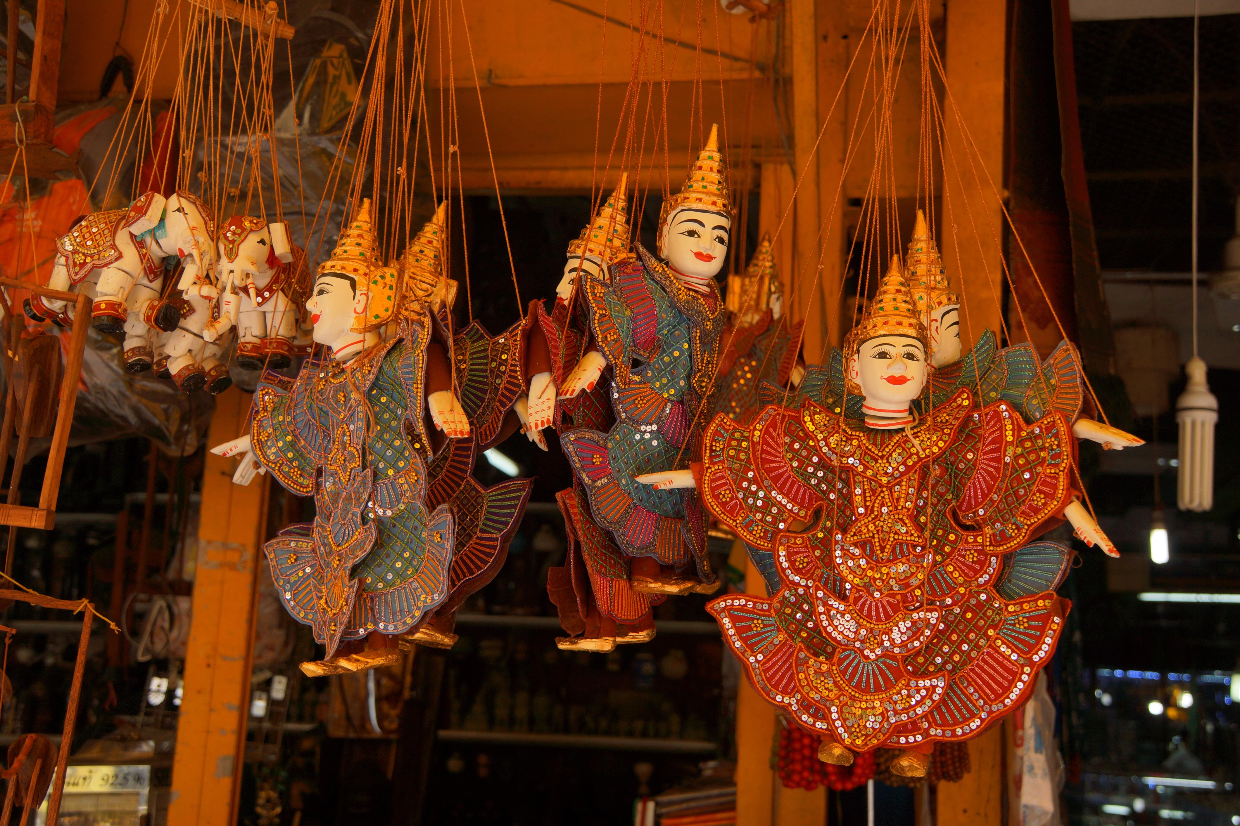 Regatear en los mercadillos de Siem Reap - Camboya Gran Viaje Camboya y Myanmar