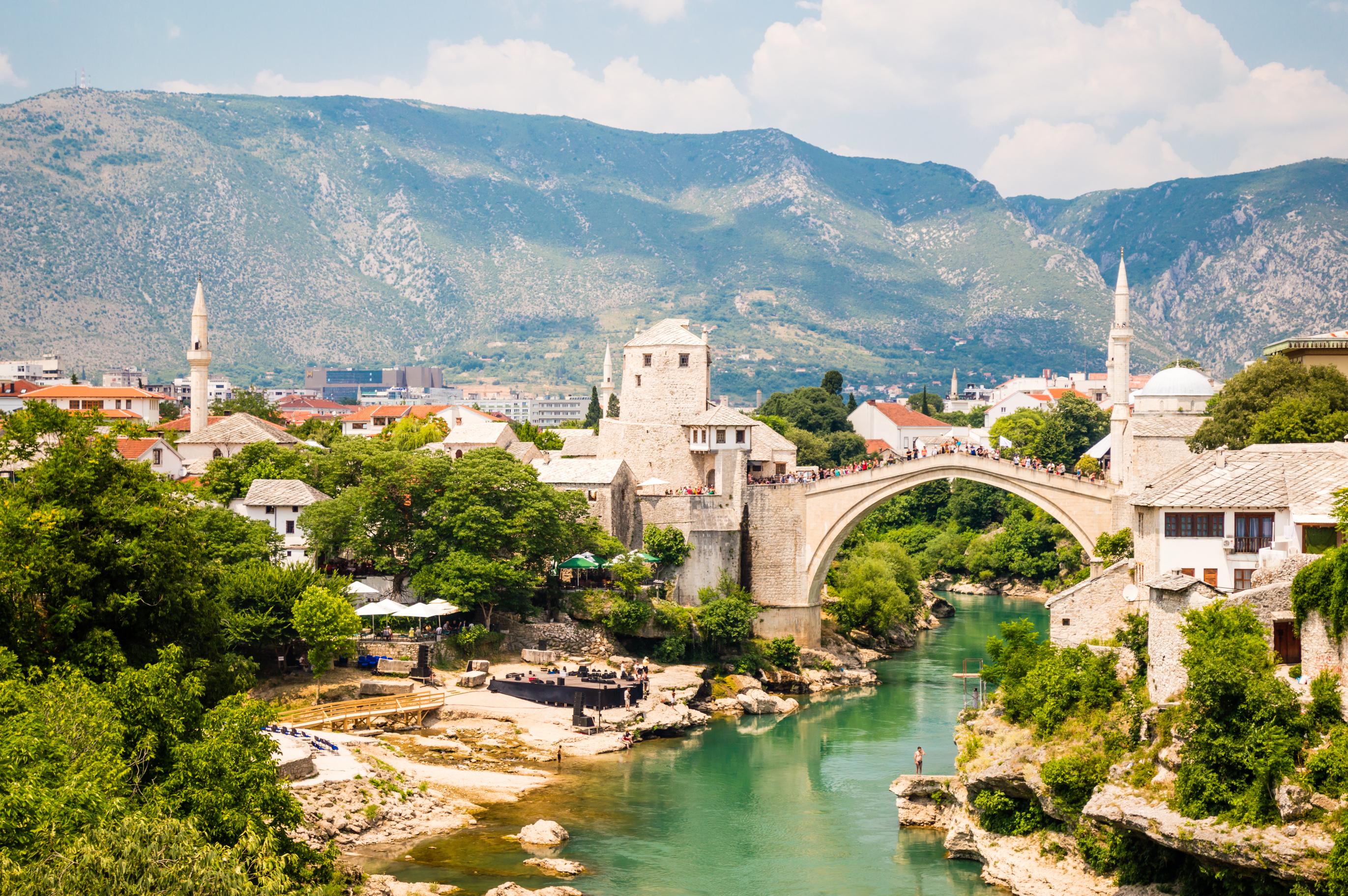 Don't Forget, Mostar - Croacia Circuito Croacia Total: de Zagreb a Dubrovnik