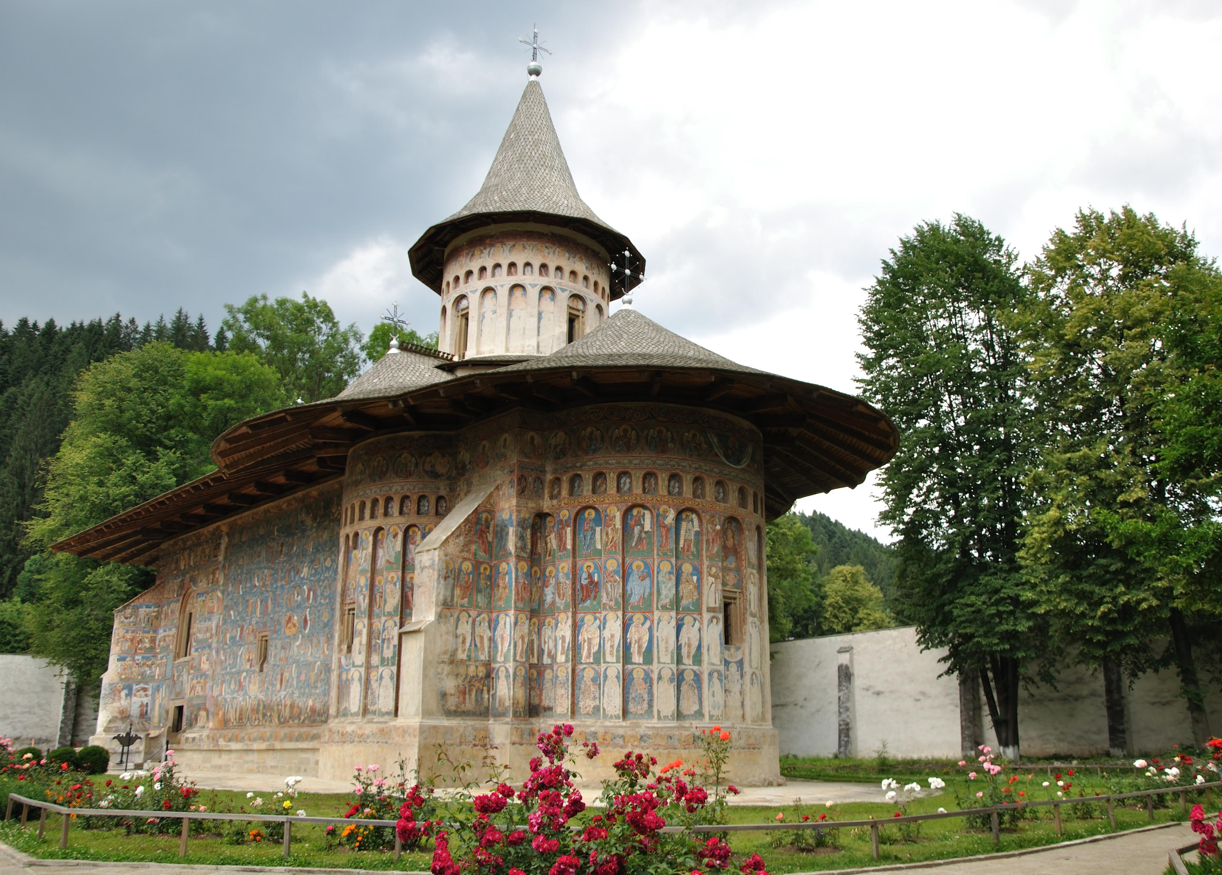 """Monasterios pintados de Bucovina, punto obligado de """"culturetas"""" y """"art lovers"""" - Rumanía Circuito Rumanía Histórica"""