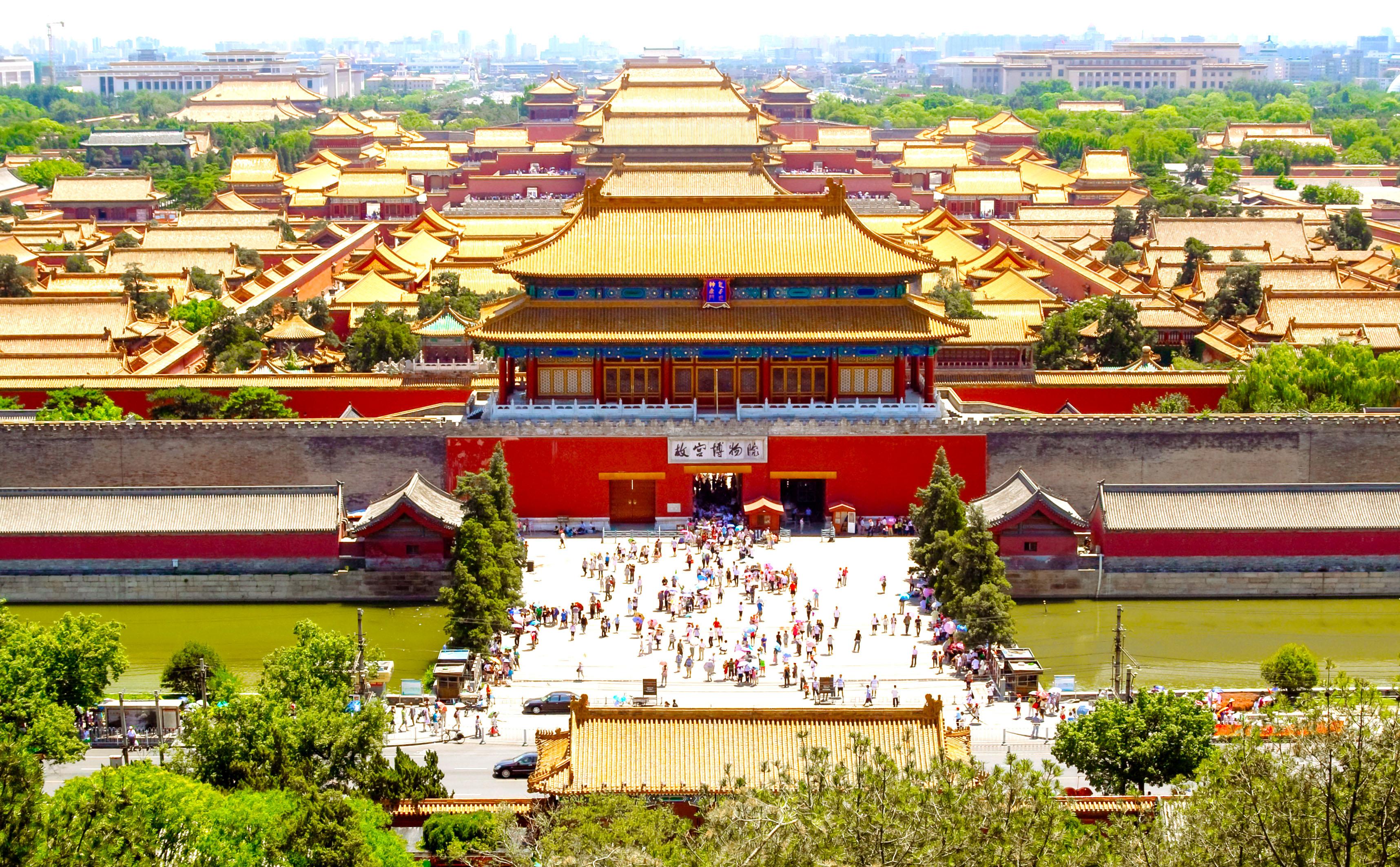 La Ciudad Prohibida de Beijing, una visita imprescindible - China Gran Viaje Lo mejor de China