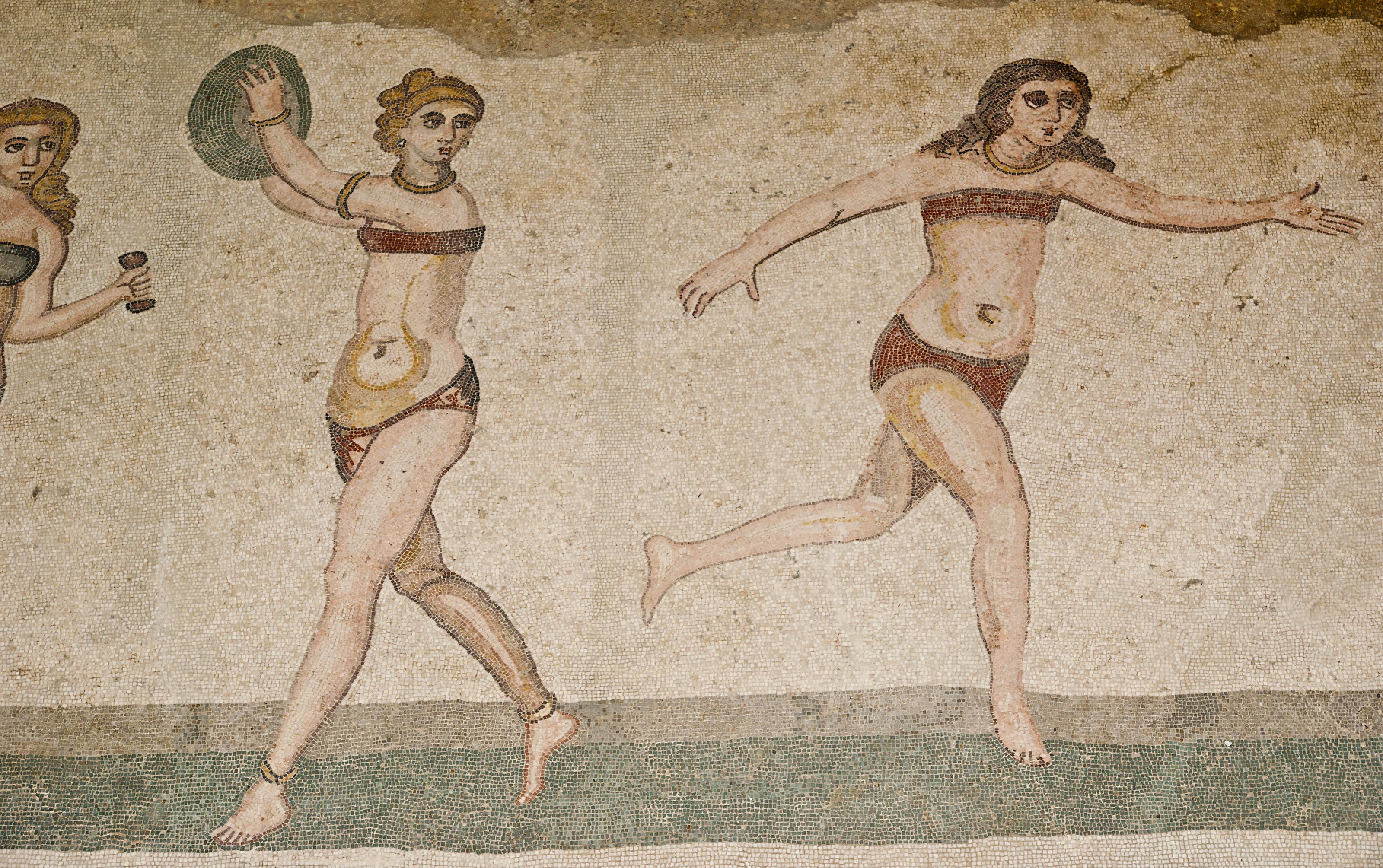 Visita la fabulosa Villa Romana del Casale, Patrimonio de la Humanidad - Italia Circuito Sicilia Clásica y Nápoles