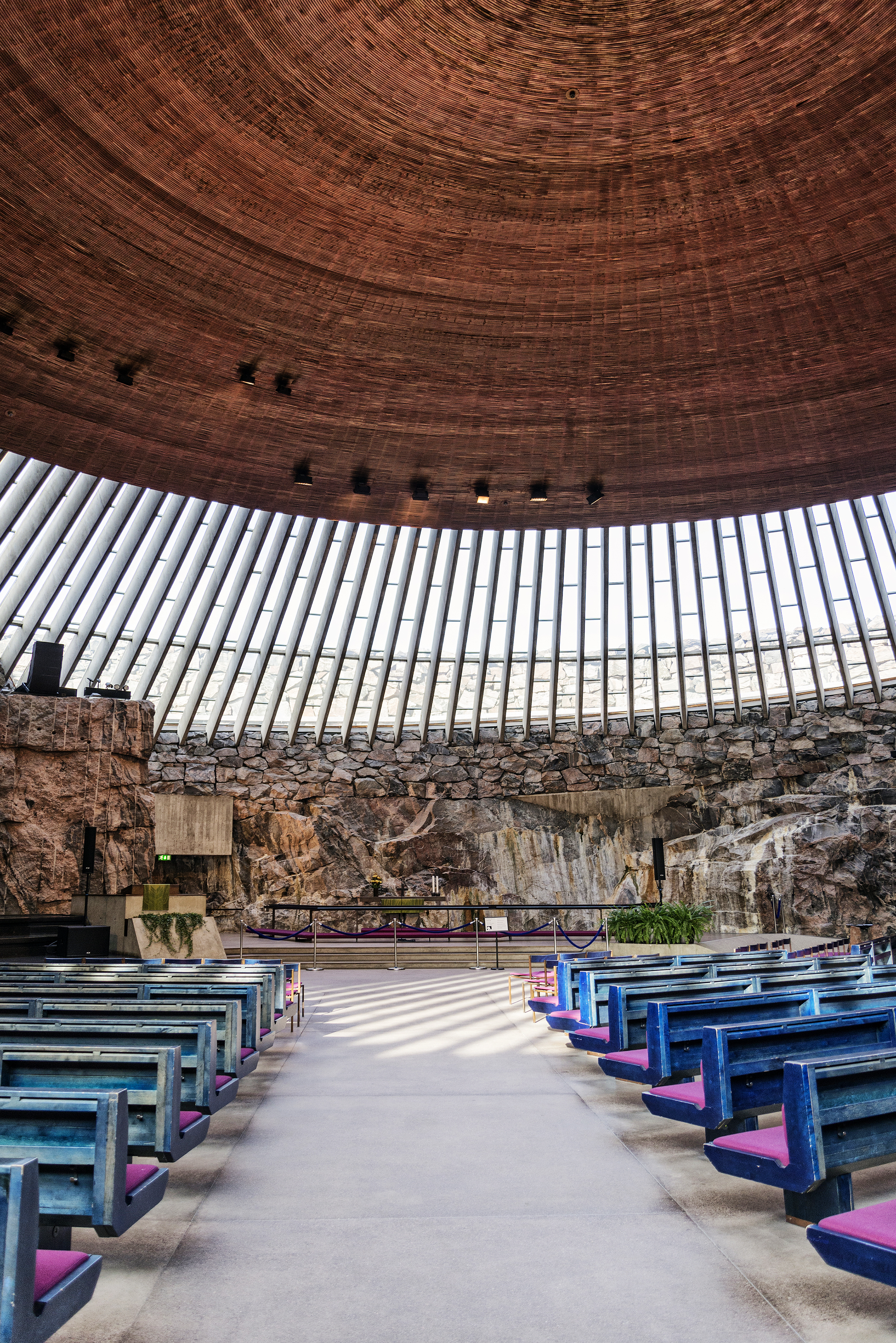 Dos capillas para que te quedes con la boca abierta - Finlandia Circuito Perlas del Báltico, Fiordos y Copenhague