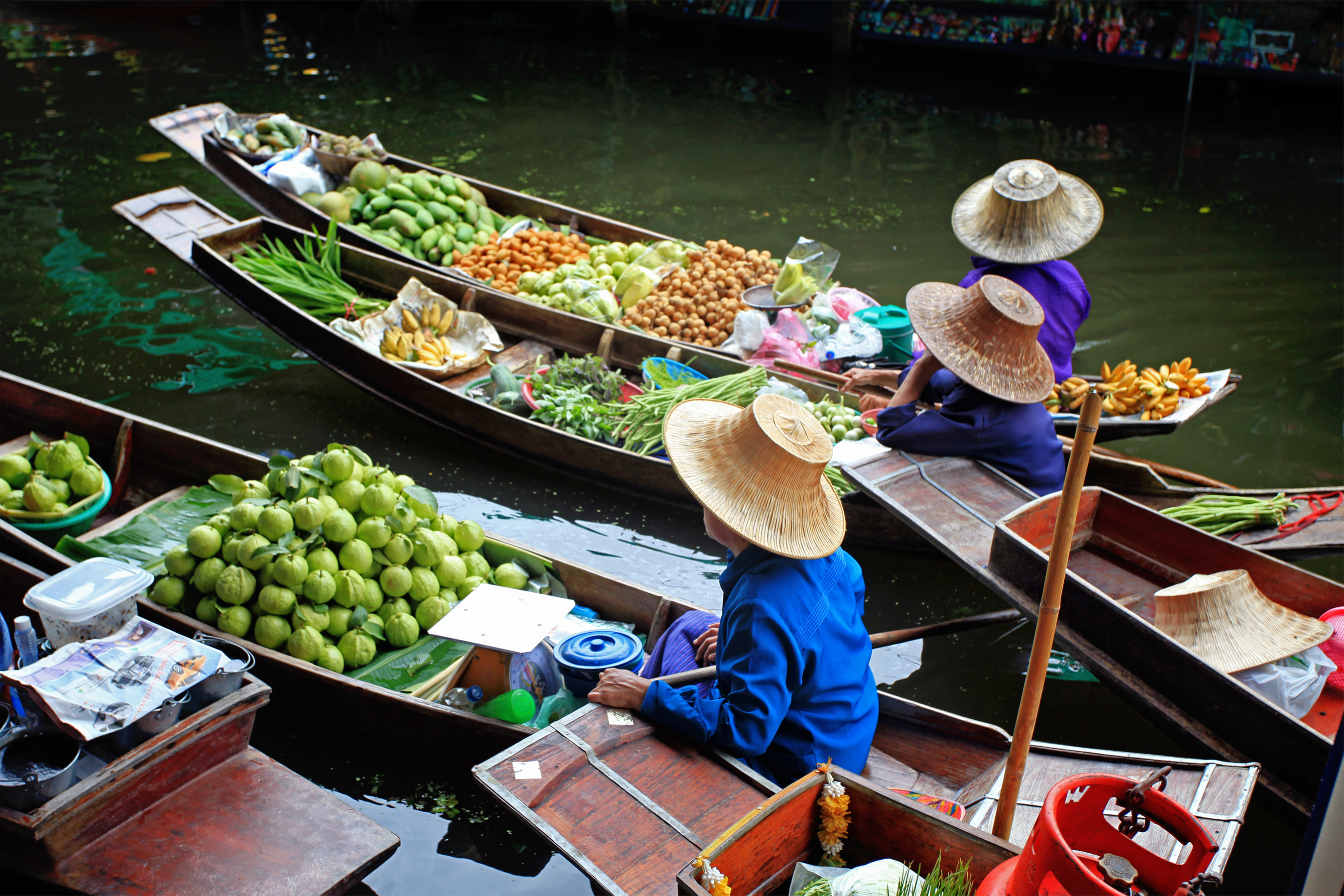 La cocina thai: un universo por descubrir - Tailandia Gran Viaje Alrededor de Tailandia