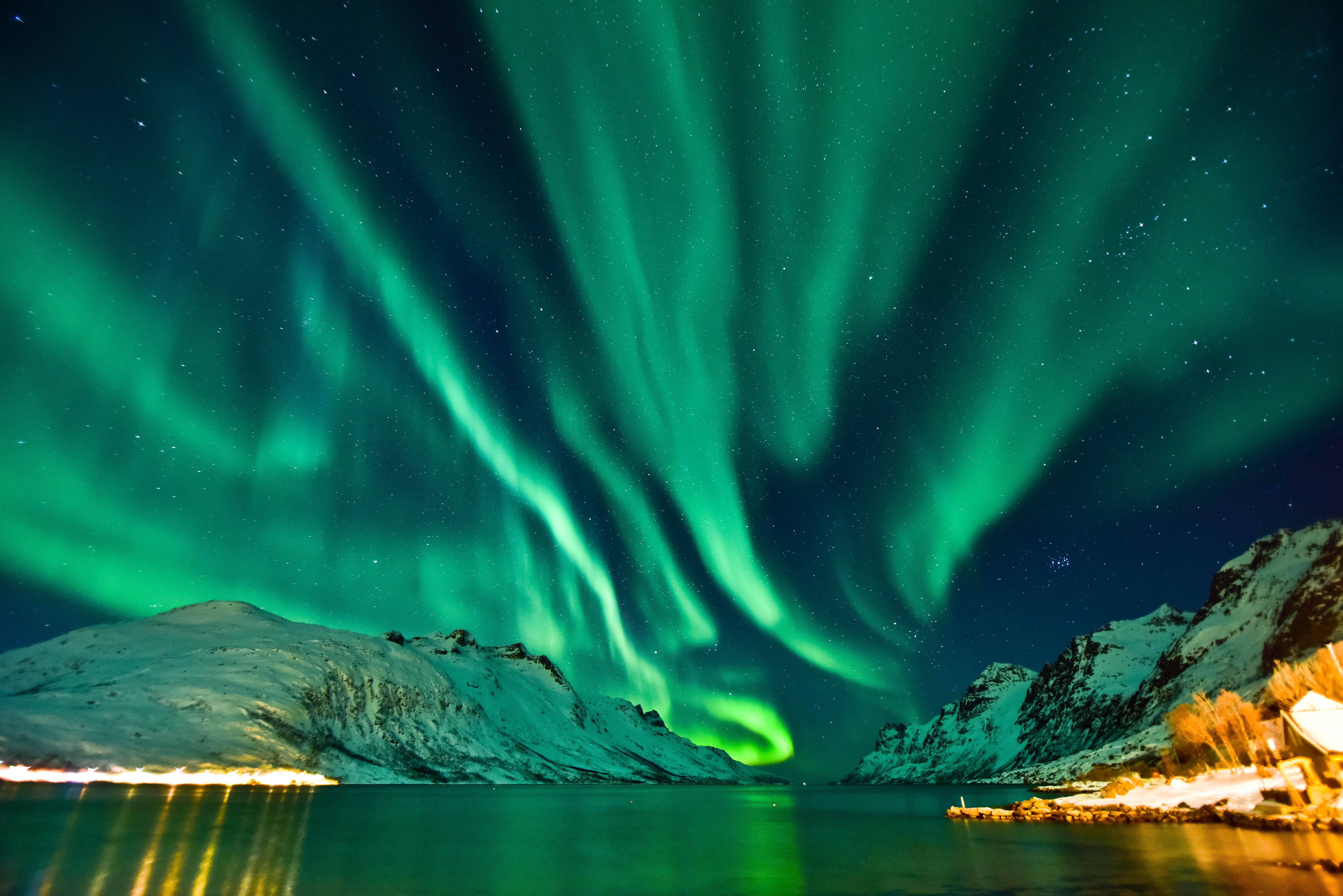 Cuando el cielo cambia de color - Finlandia Circuito Laponia y Rovaniemi desde Málaga