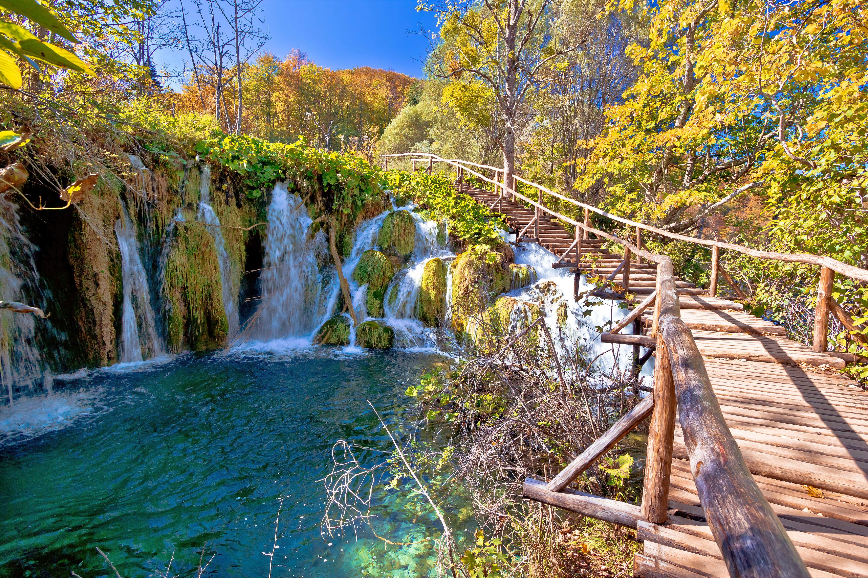 Bienvenido a la obra maestra de la madre naturaleza - Croacia Circuito Croacia y Eslovenia