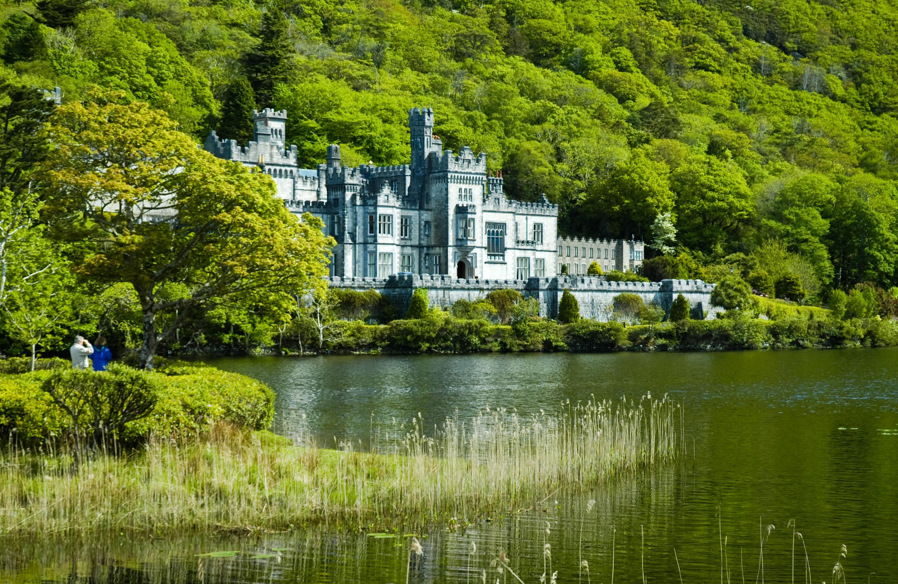 En este sublime entorno natural laten las milenarias tradiciones celtas - Irlanda Circuito Todo Irlanda