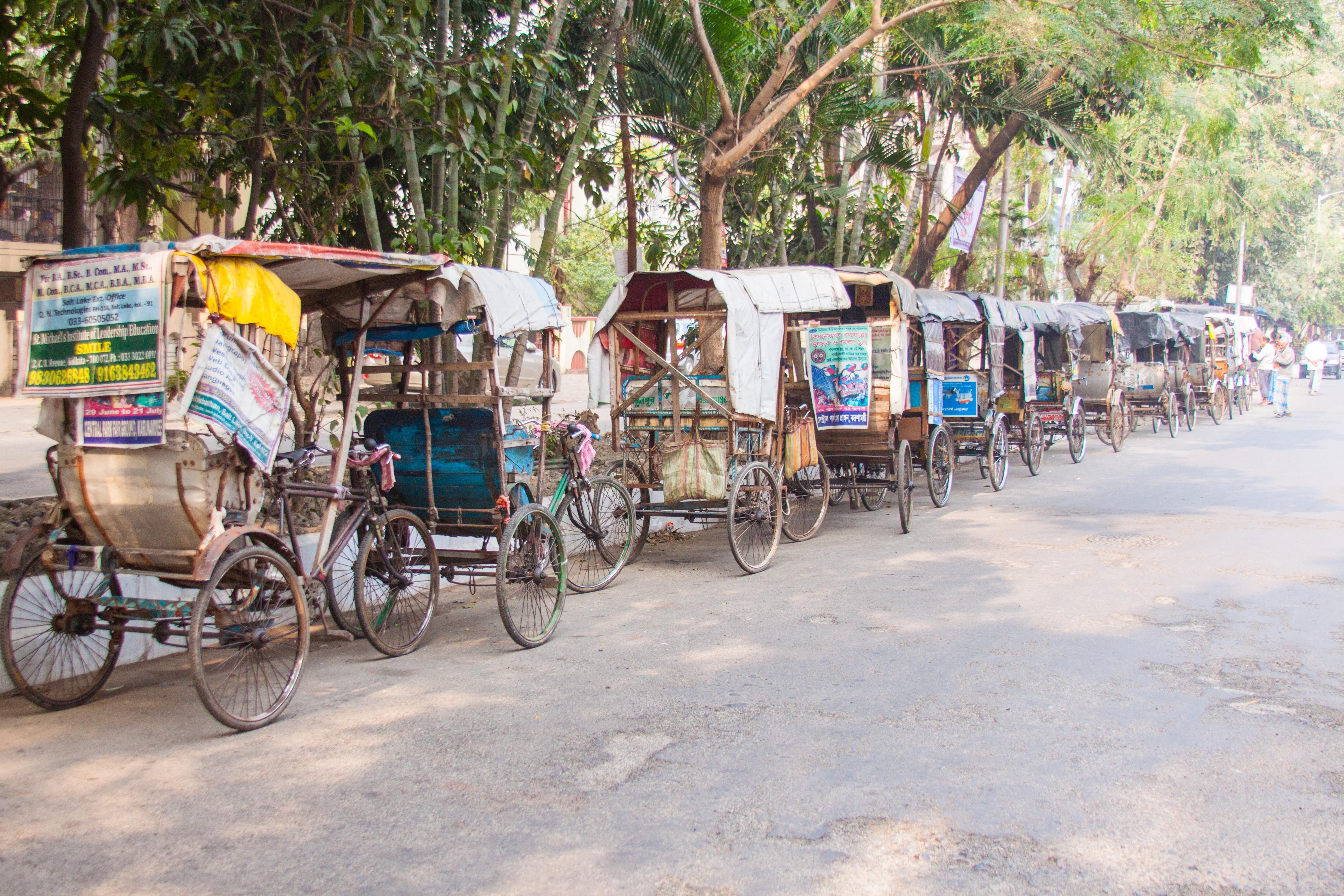 Un paseo en rickshaw - India Gran Viaje India Mística