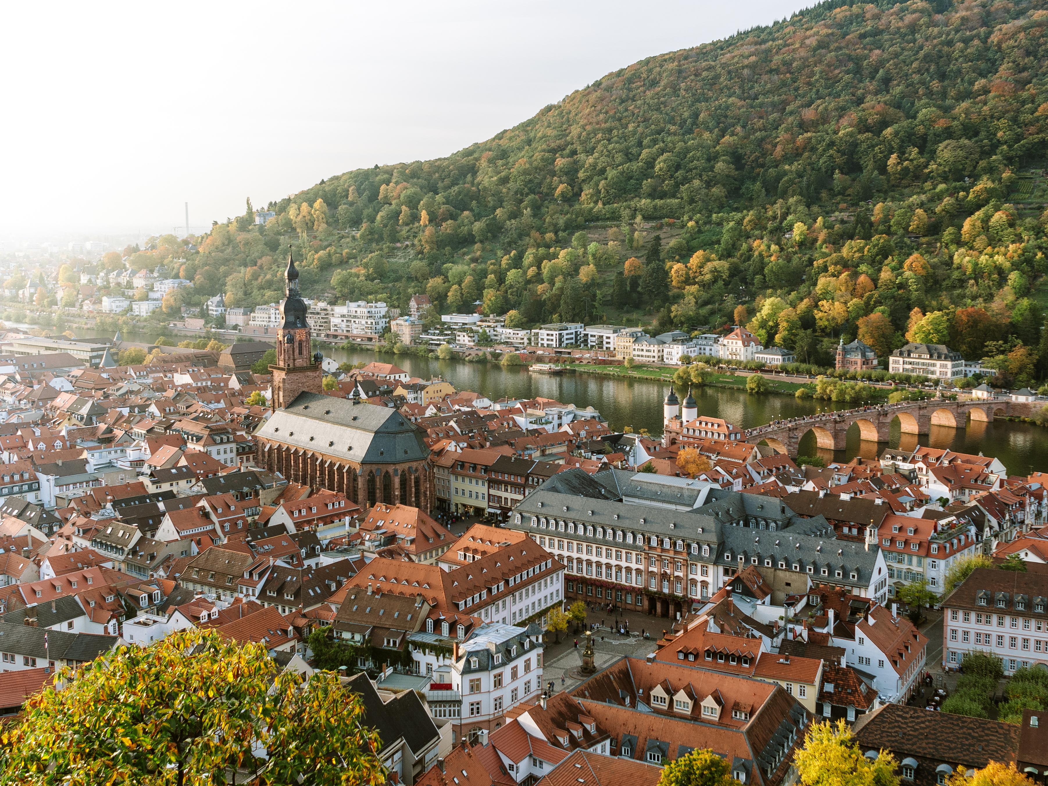 La cárcel de estudiantes de Heidelberg - Alemania Circuito Lo Mejor de la Selva Negra