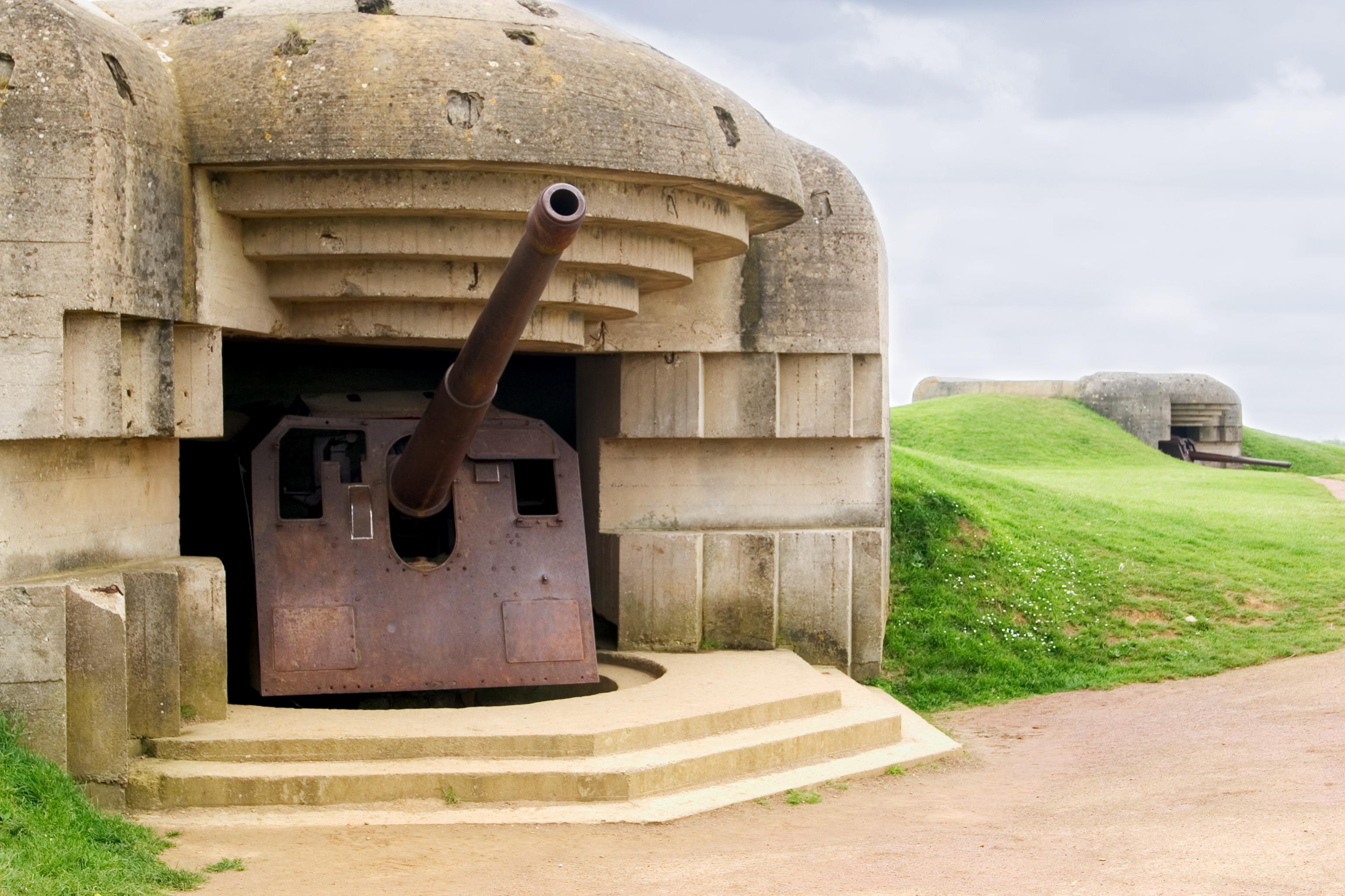 Arromanches, un lugar clave en la Batalla de Normandía - Francia Circuito Castillos del Loira y Normandía