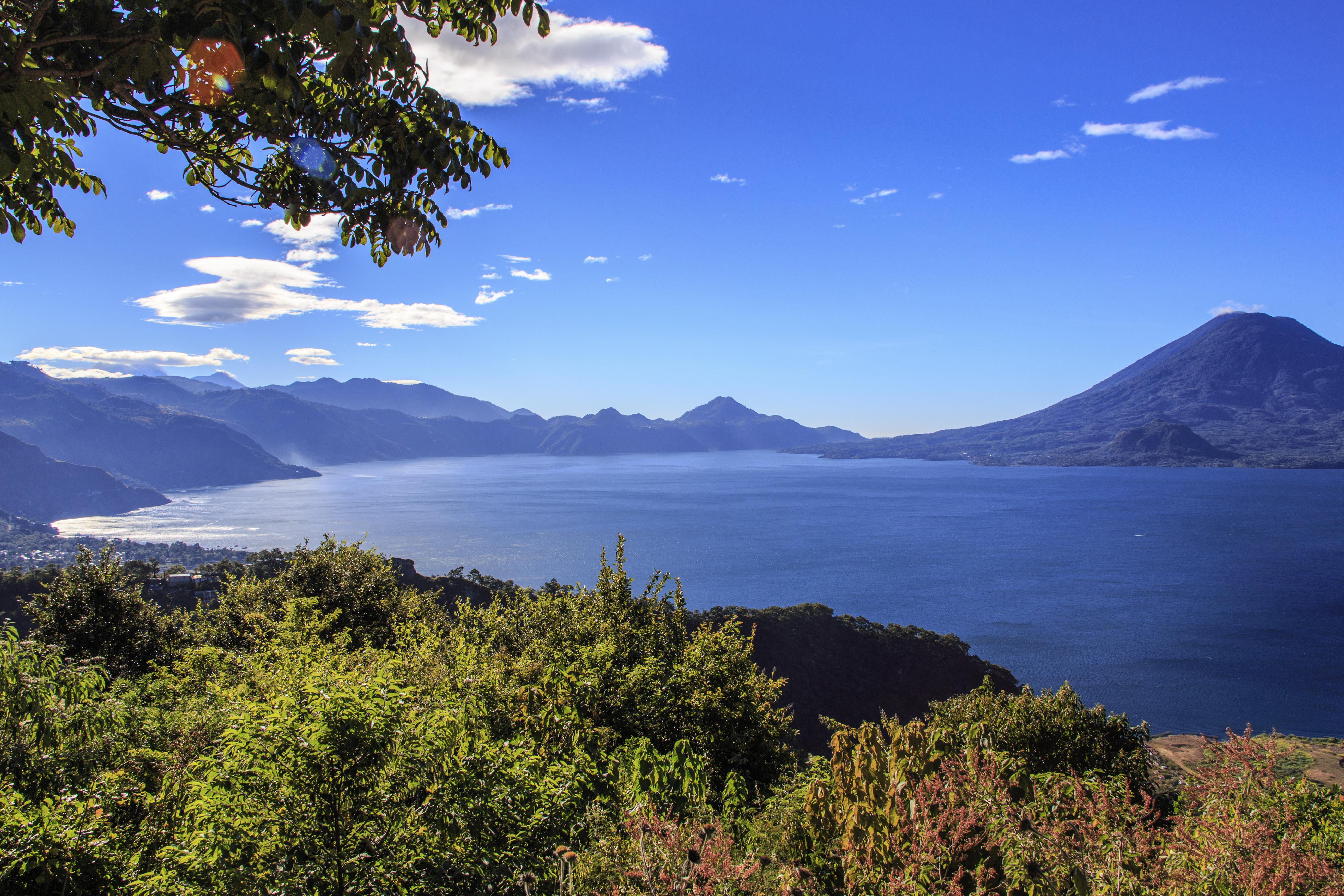 El lago Atitlán y su origen - Guatemala Gran Viaje Siguiendo el Quetzal
