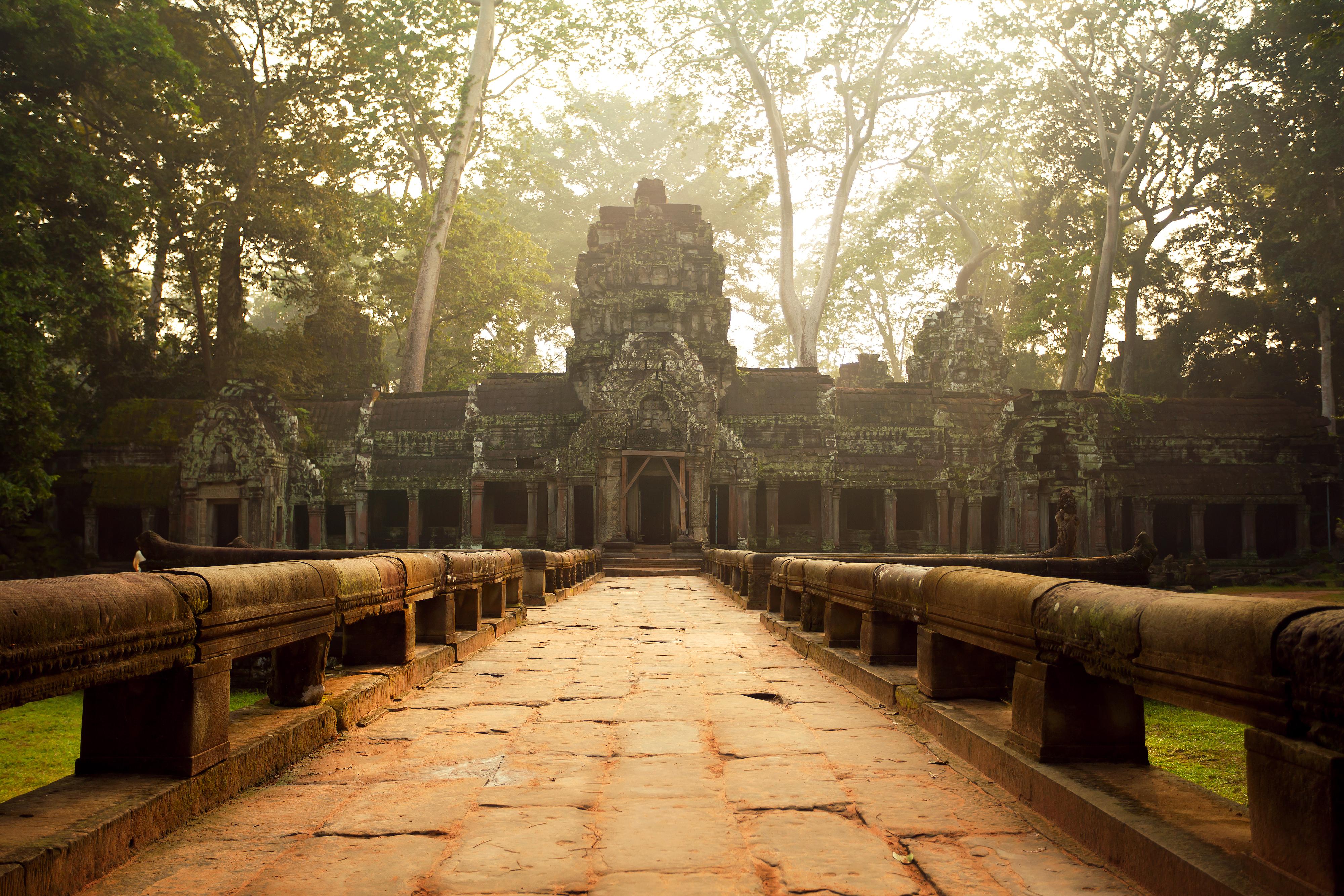 Los Templos de Angelina Jolie - Camboya Gran Viaje Camboya y Myanmar