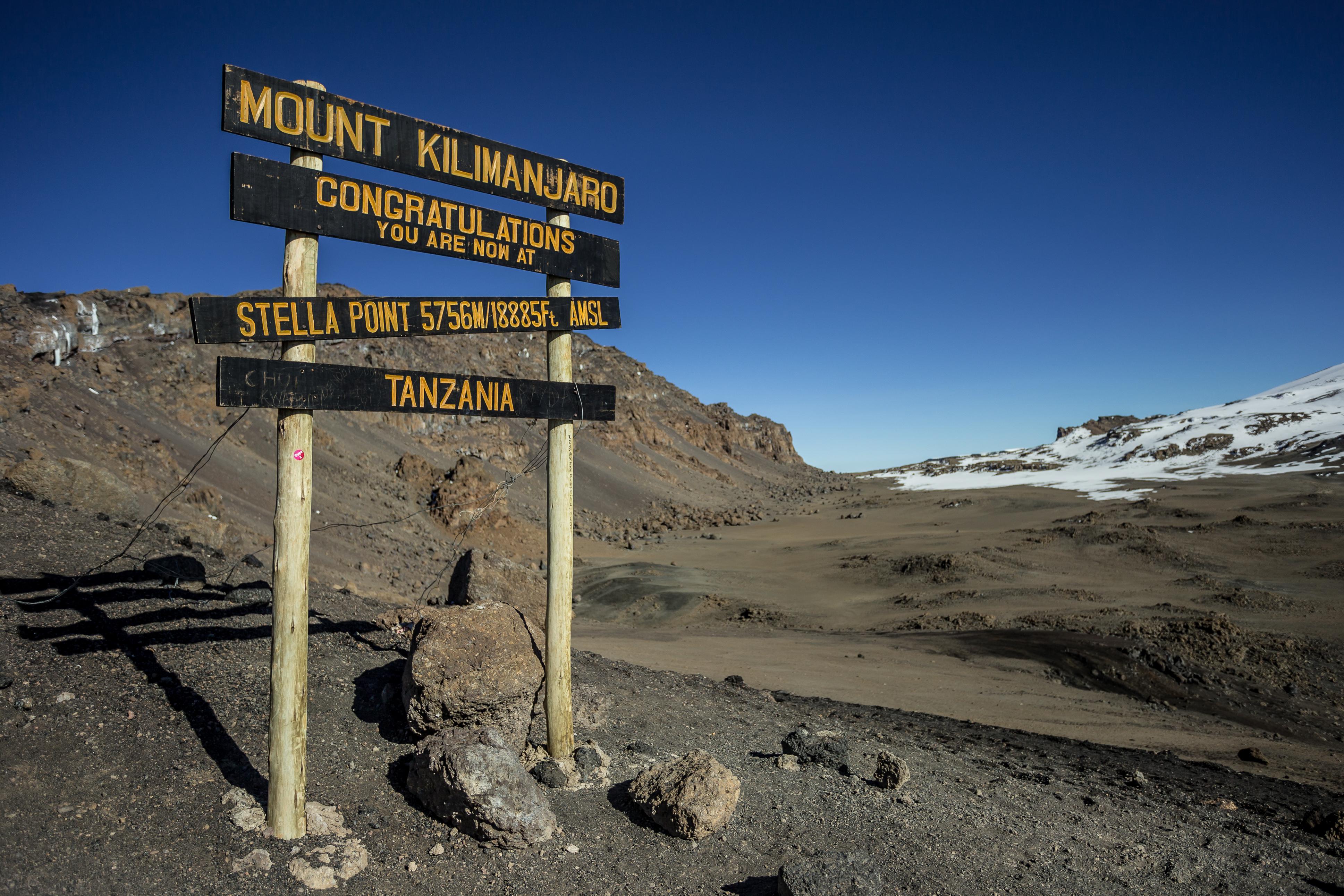 Entre la tierra y el cielo - Tanzania Gran Viaje Ascensión al Kilimanjaro: Ruta Machame