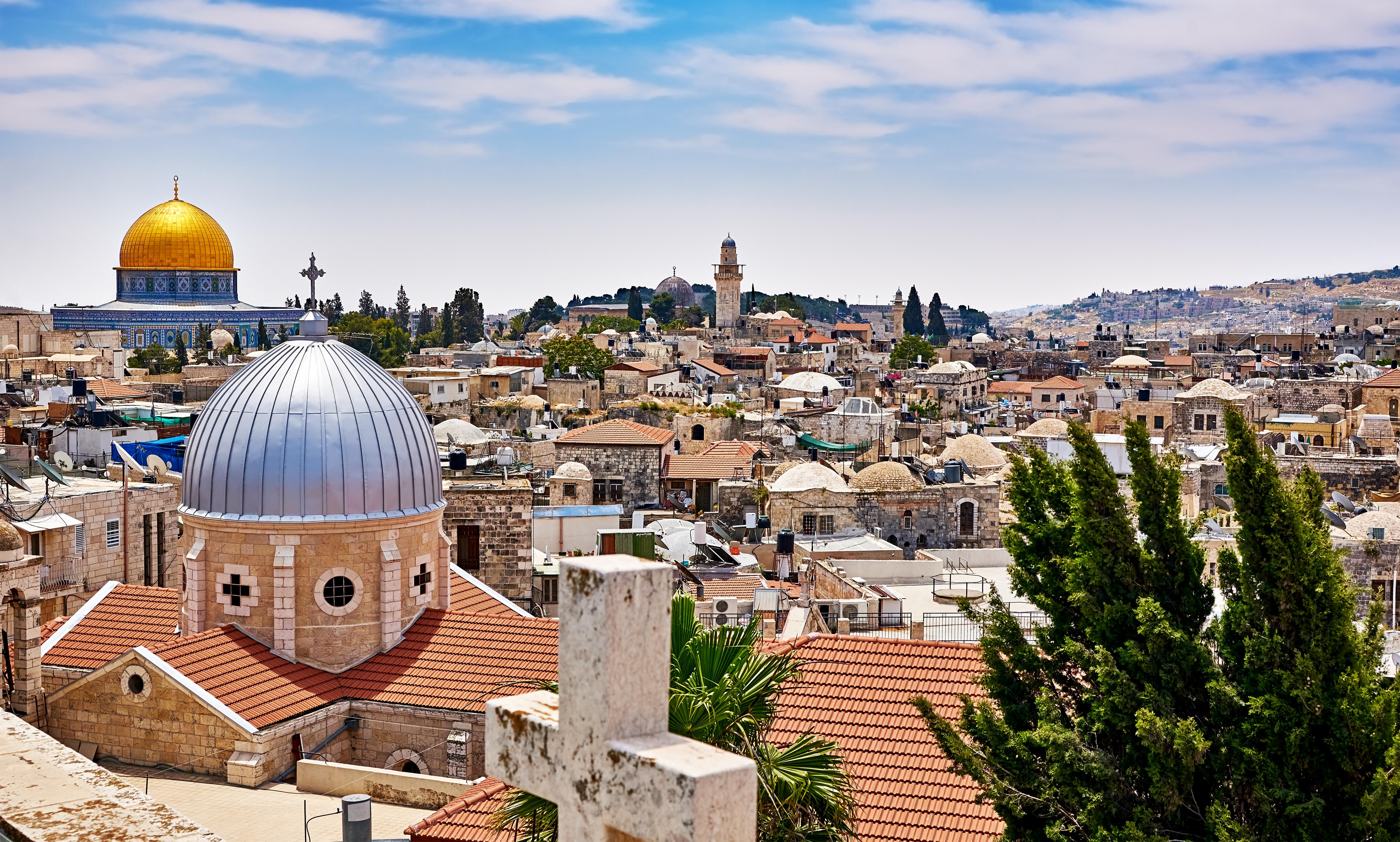 Jerusalén, la ciudad de las tres culturas - Israel Circuito Recorriendo Israel