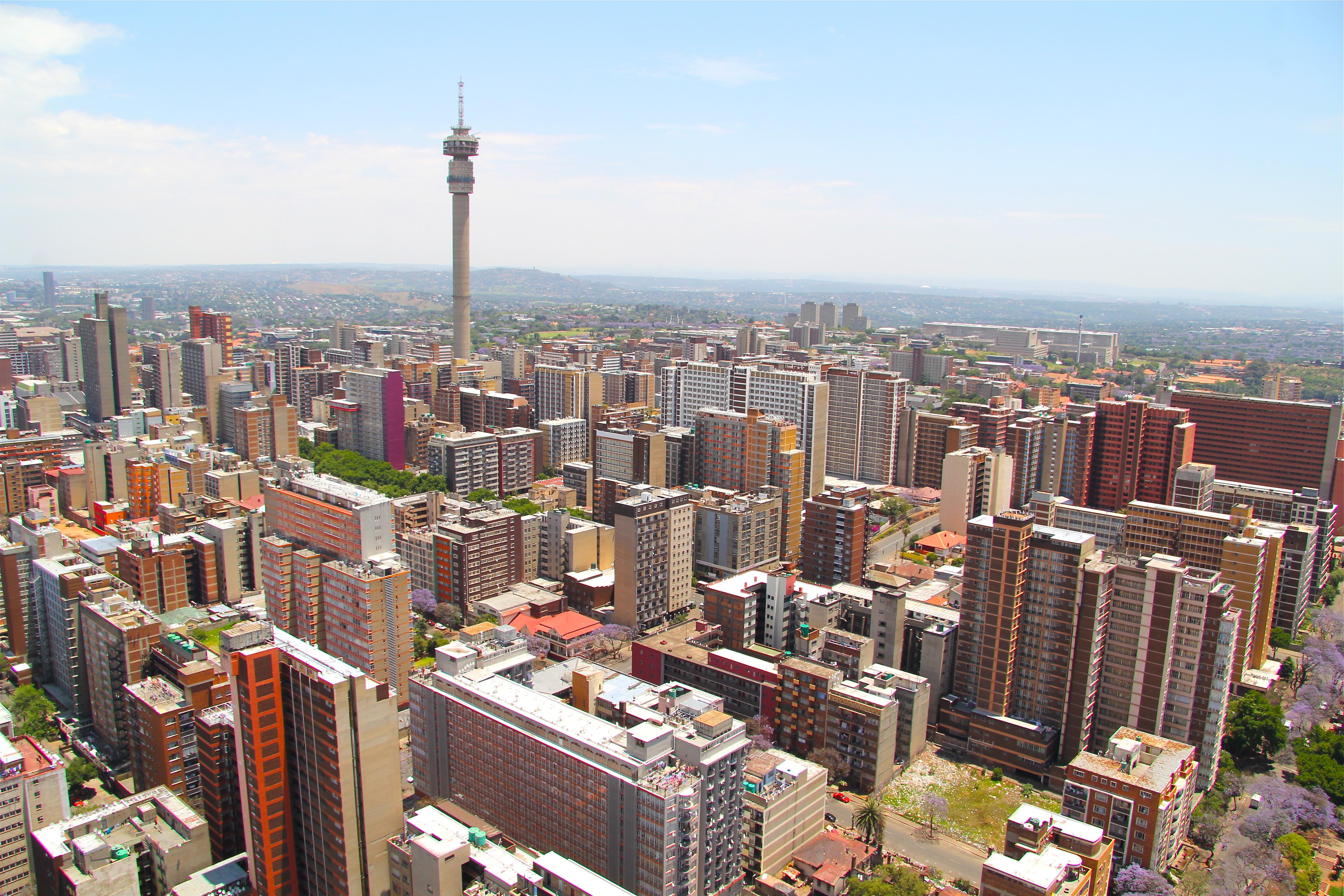 Súbete al rascacielos más alto de toda África - Sudáfrica Safari Kruger y Ciudad del Cabo