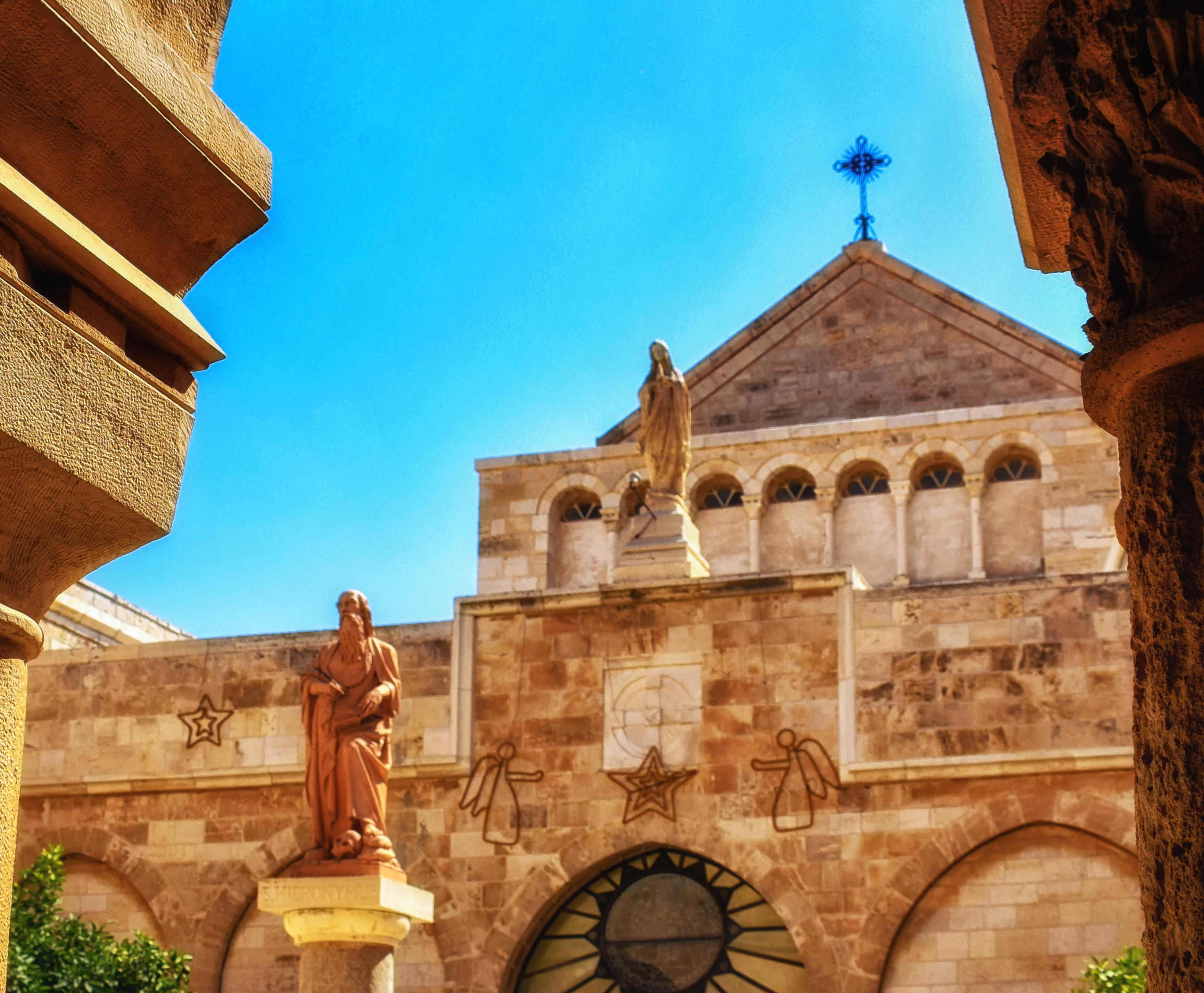 Visitar lugares bíblicos - Jordania Circuito Jordania e Israel: dos países, tres religiones