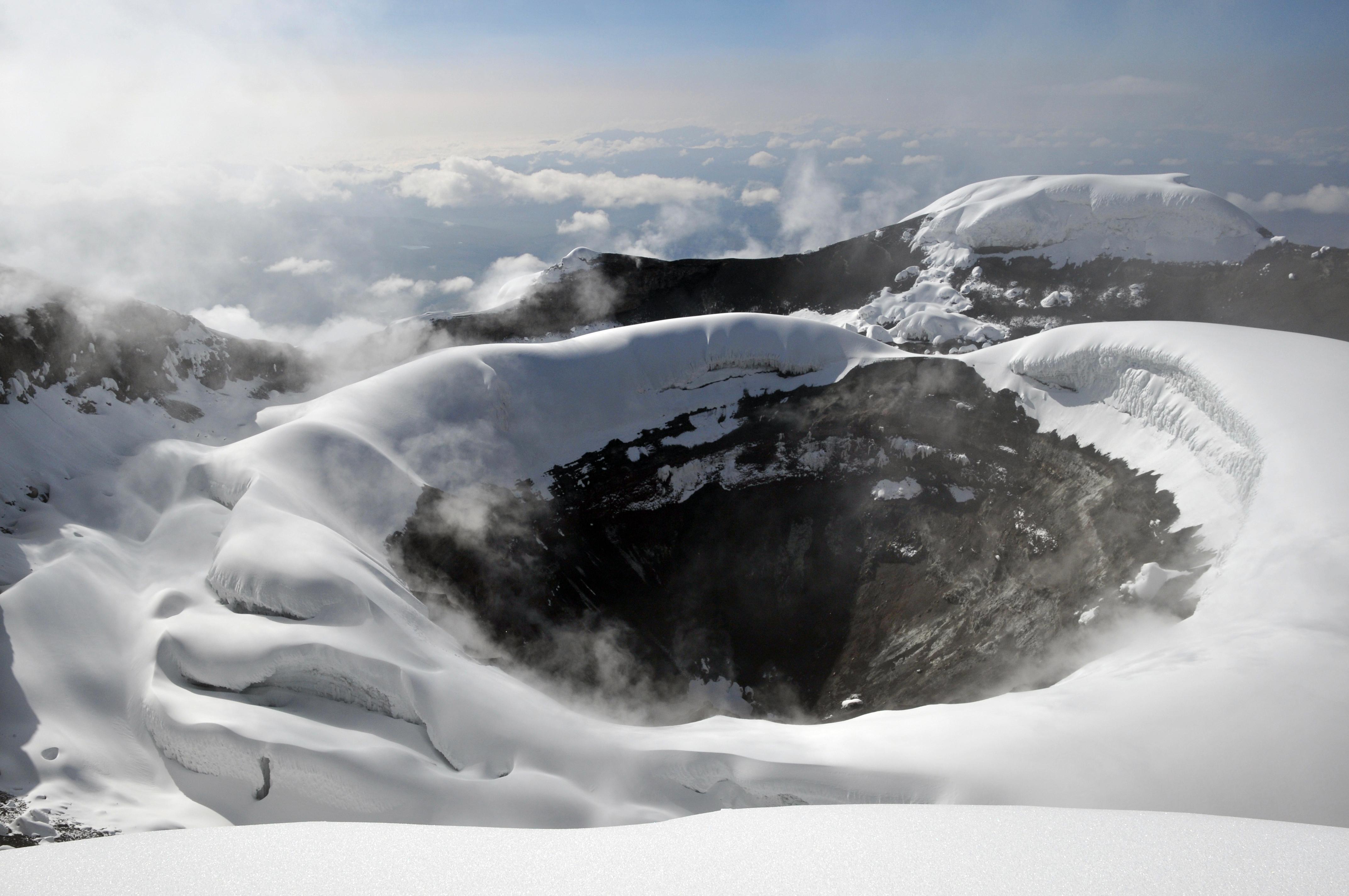 Parque Cotopaxi, el volcán más activo de Ecuador - Ecuador Gran Viaje Descubrimiento del Ecuador