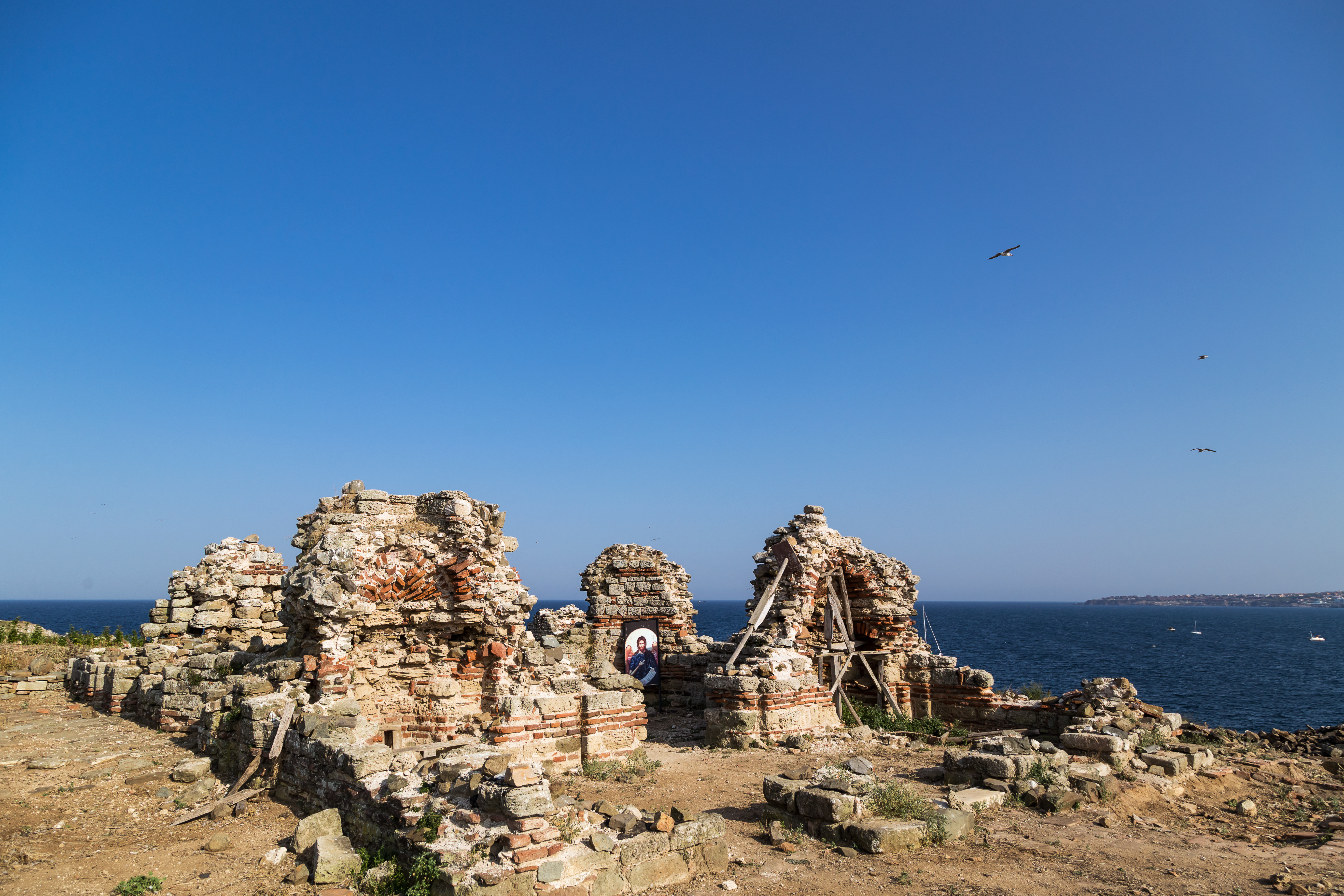 Una excursión en barco en busca de San Juan Bautista - Bulgaria Circuito Bulgaria artística