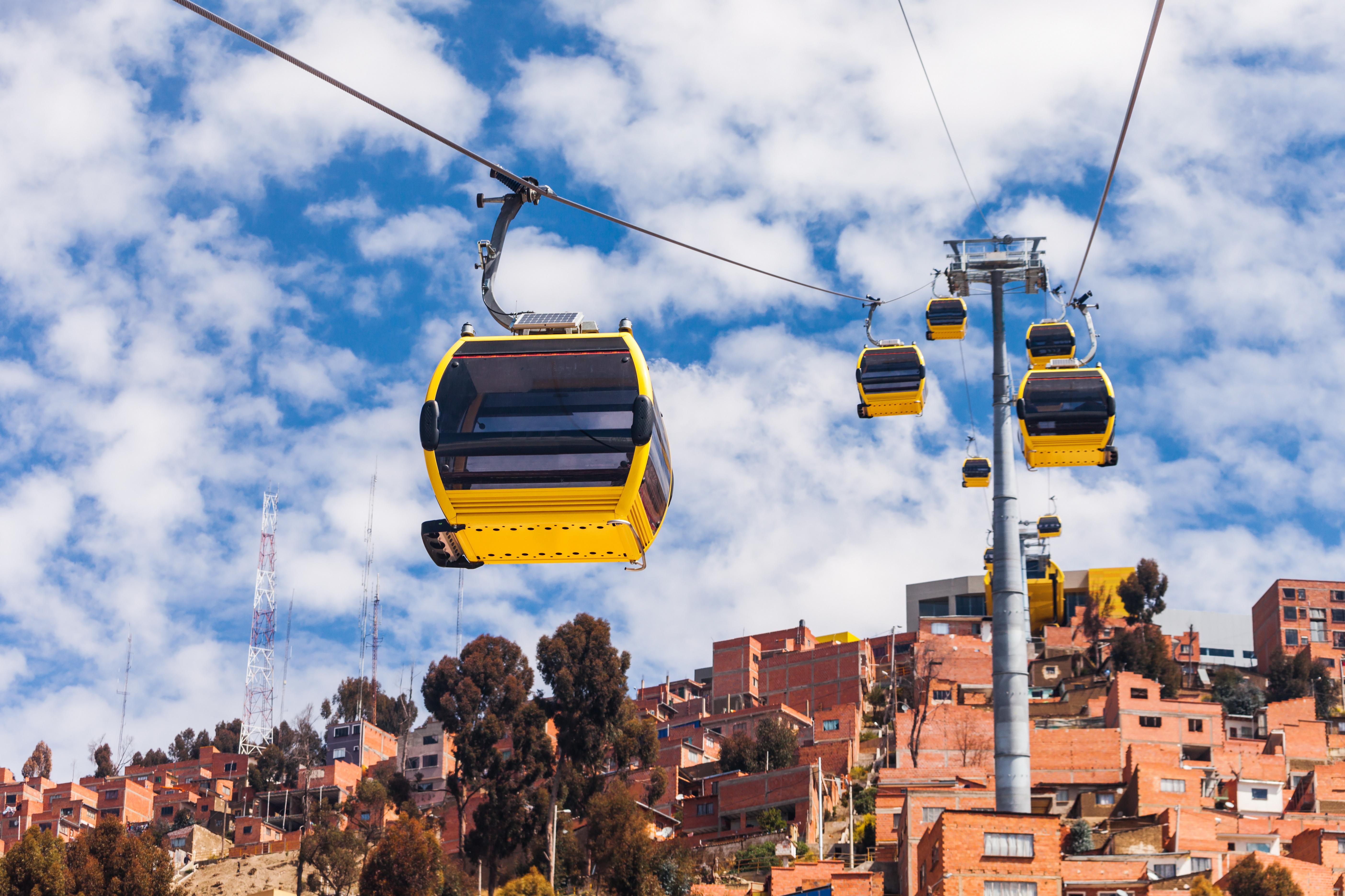 Observa la capital boliviana como un auténtico cóndor andino - Bolivia Gran Viaje Bolivia Increíble