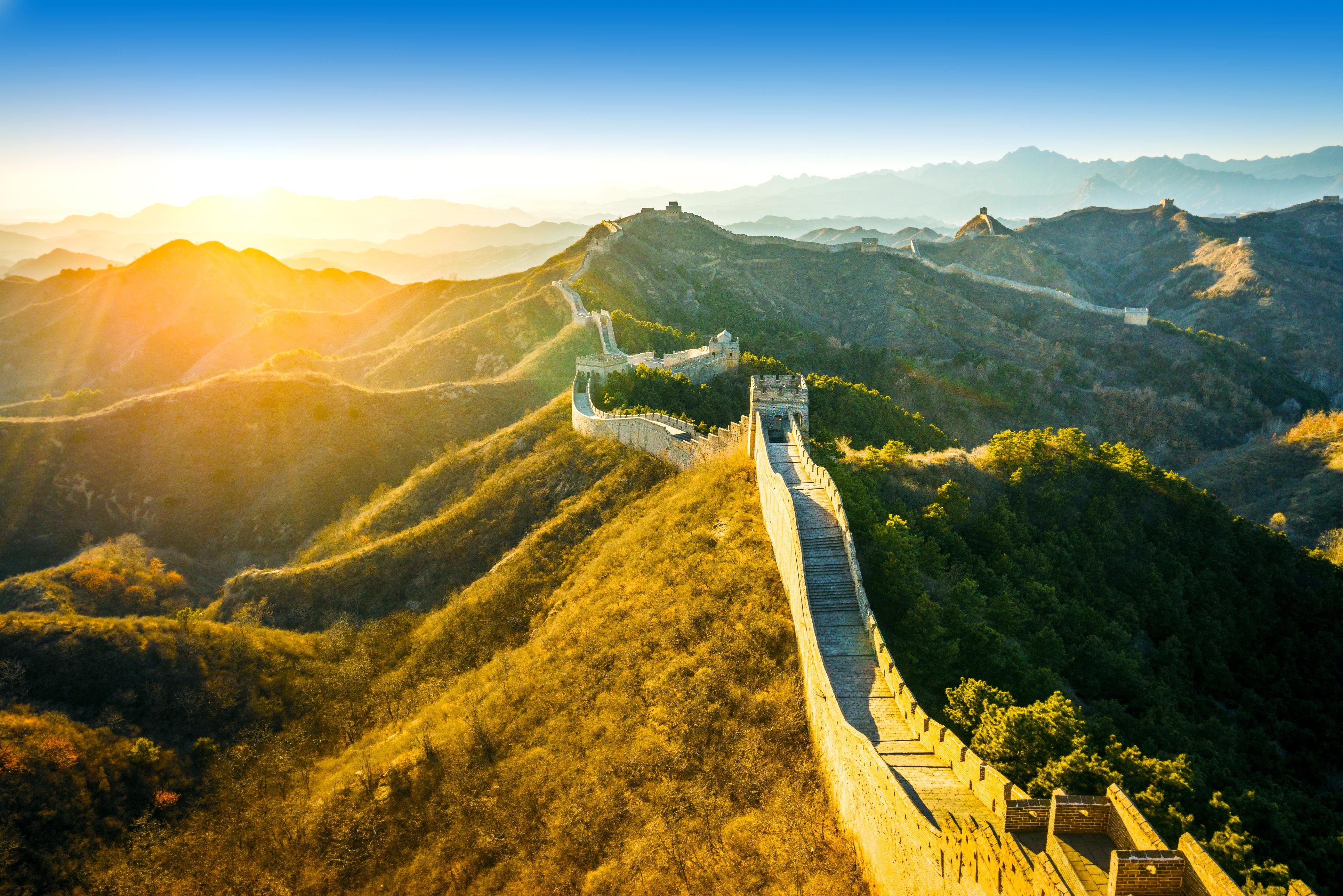 La Gran Muralla: una de las siete maravillas del mundo - China Gran Viaje China clásica y Guilin