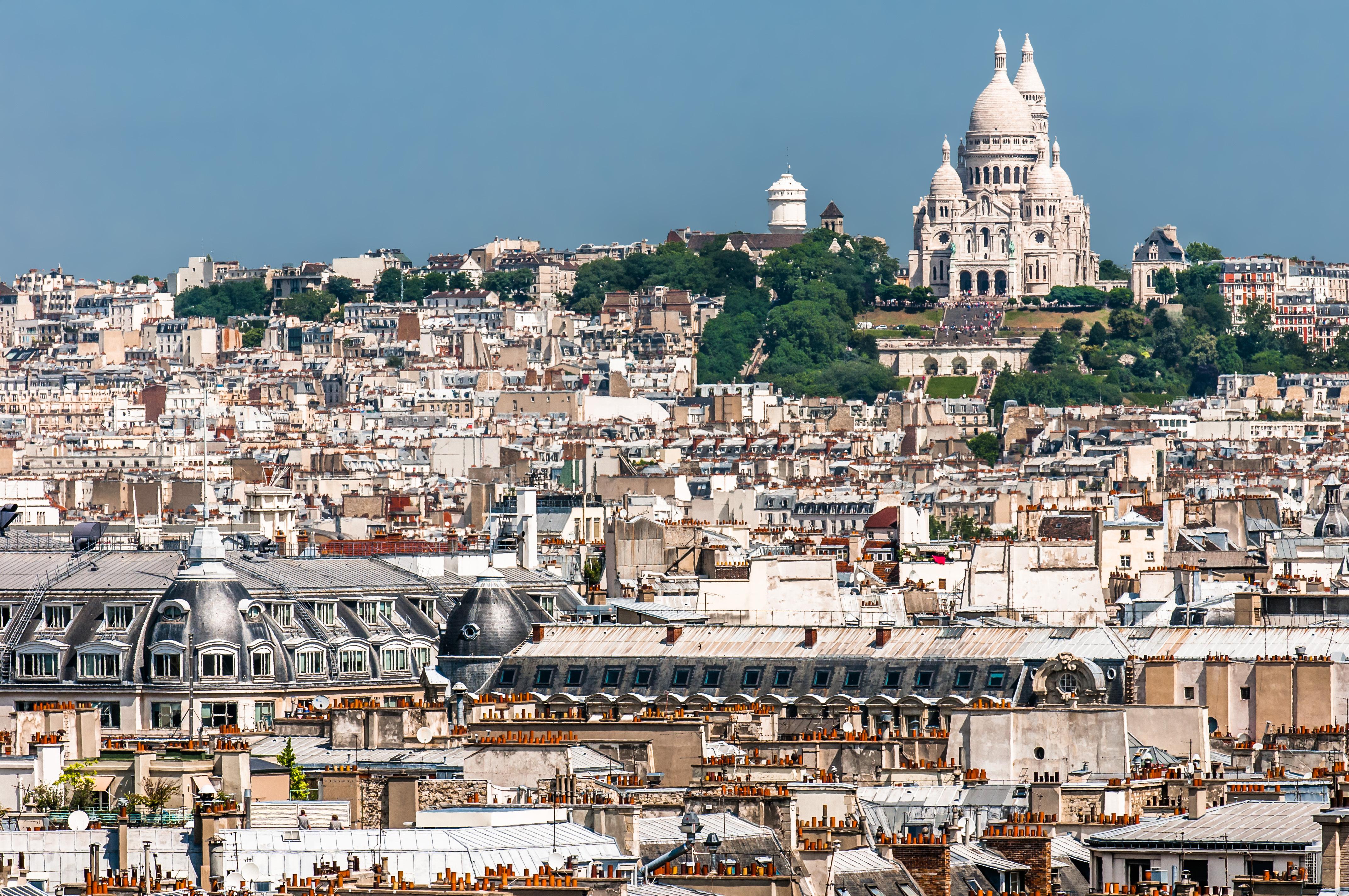 Montmartre, el balcón de París - Francia Escapada Escapada a Normandía