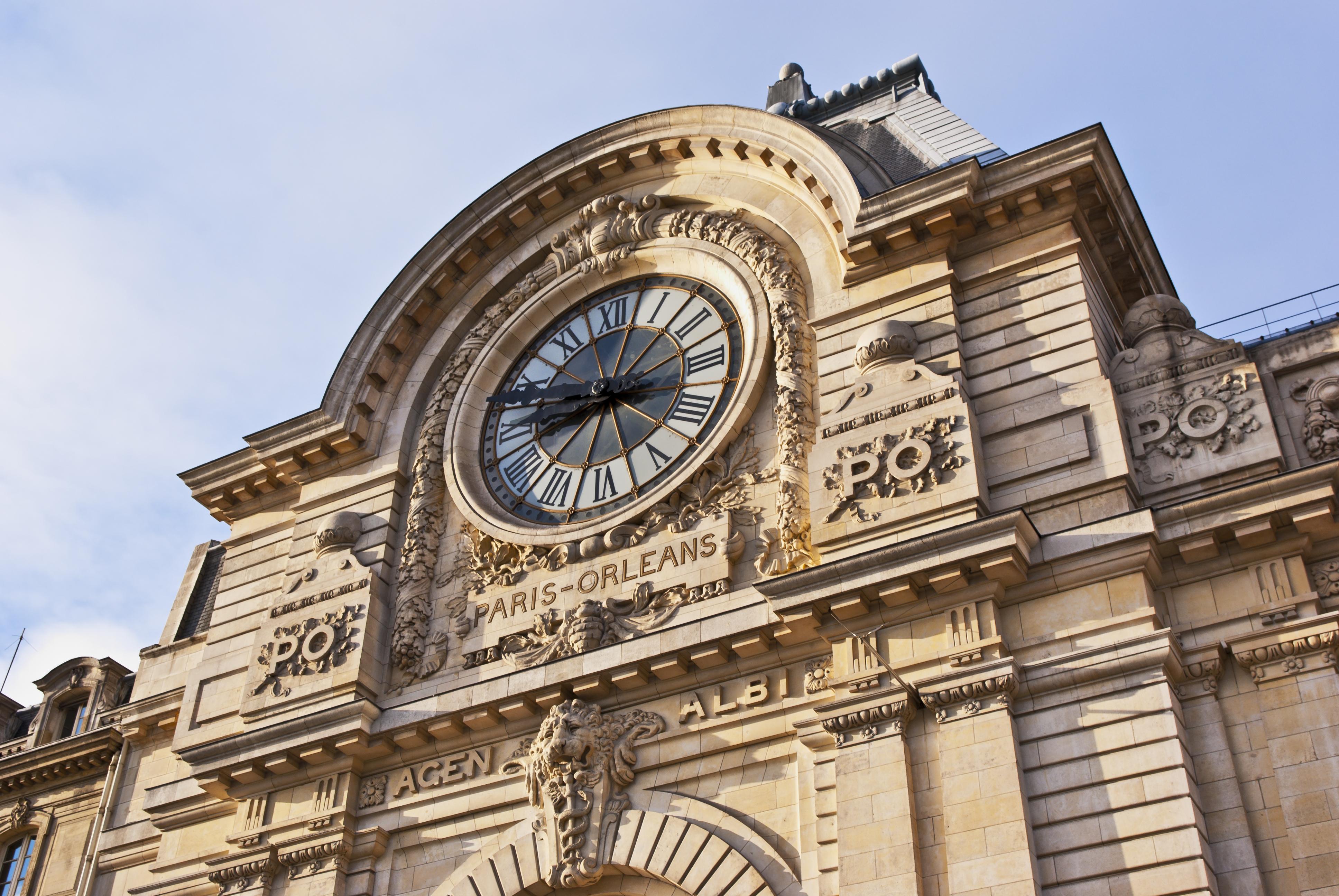 El Museo d'Orsay, descubrir lo mejor de los pintores impresionistas - Francia Circuito Castillos del Loira y Normandía