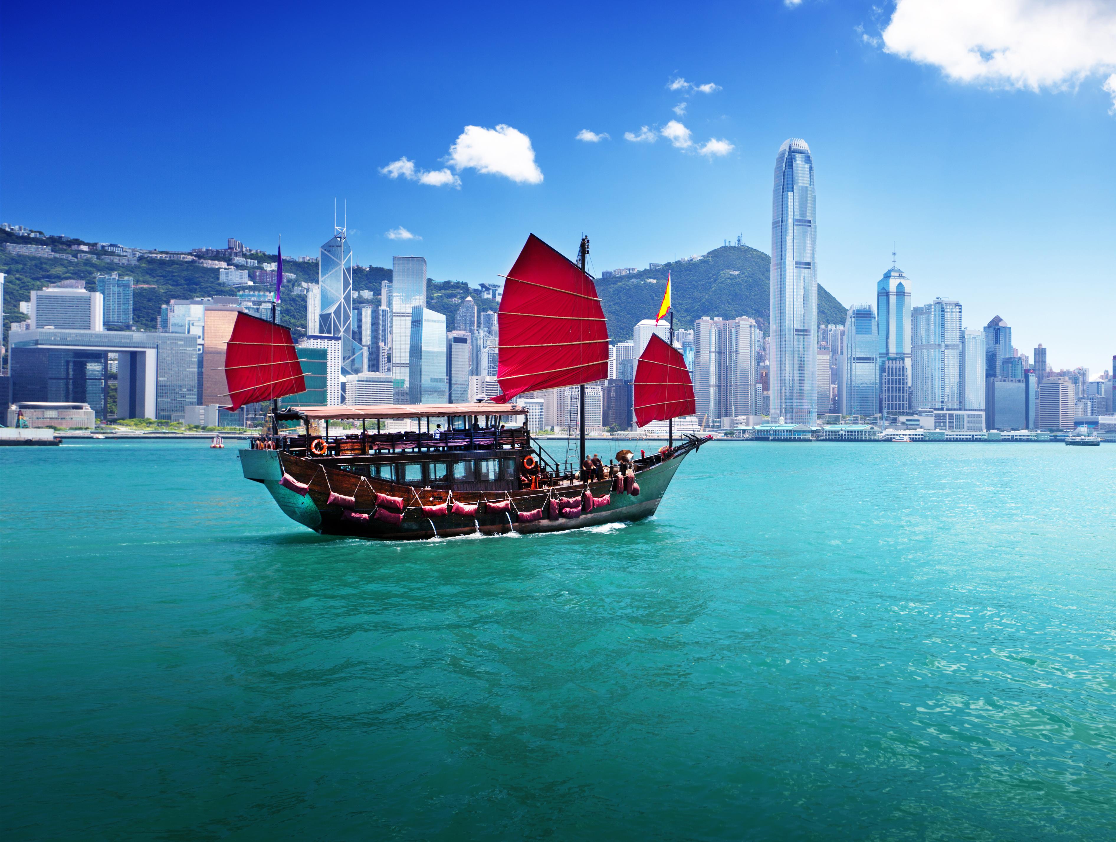 Hong Kong, el legendario puerto del lejano oriente - China Gran Viaje De Beijing a Hong Kong