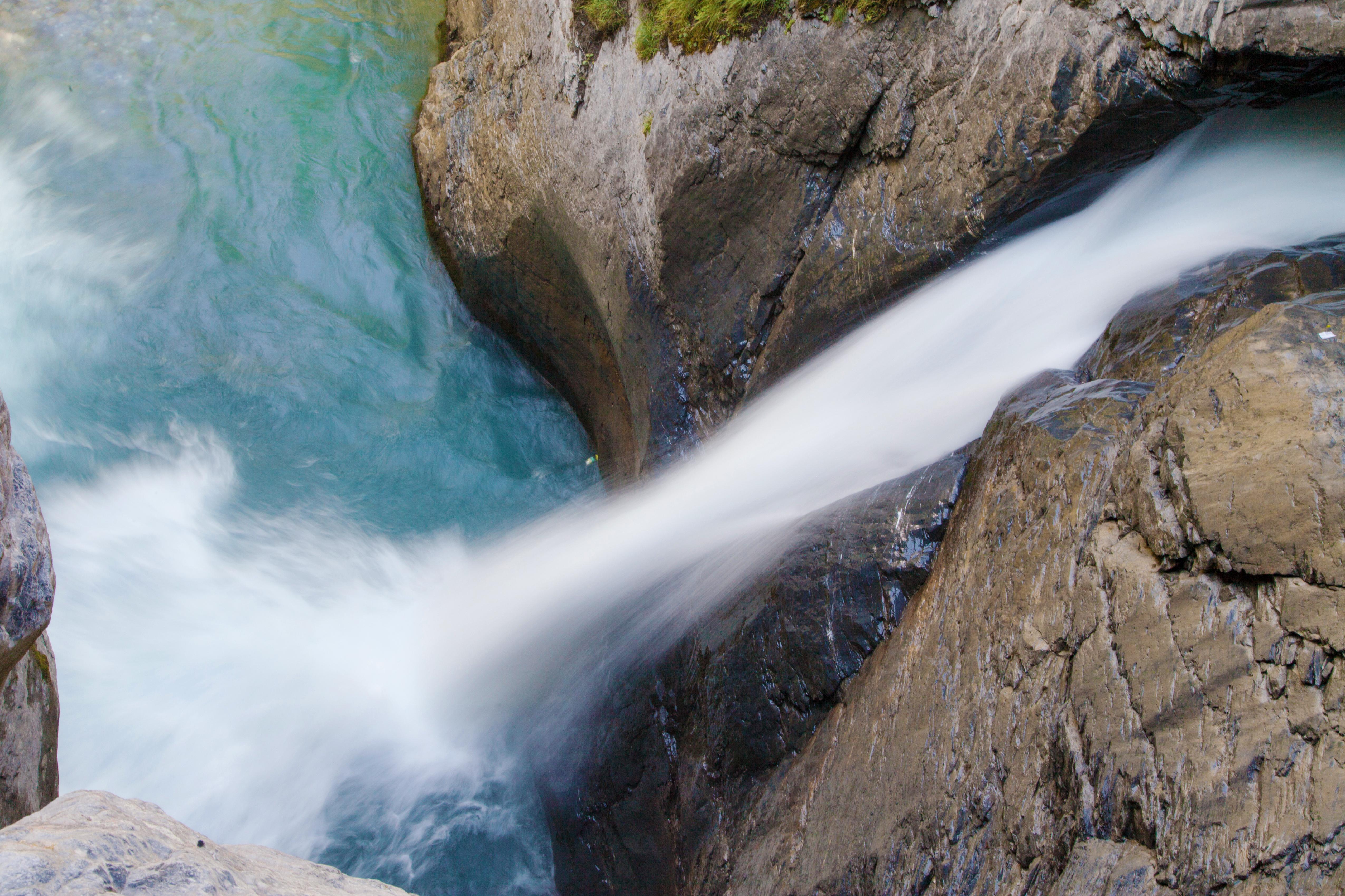 Cataratas de Trümmelbach, el rugido de la montaña - Suiza Escapada Escapada a Suiza y Selva Negra