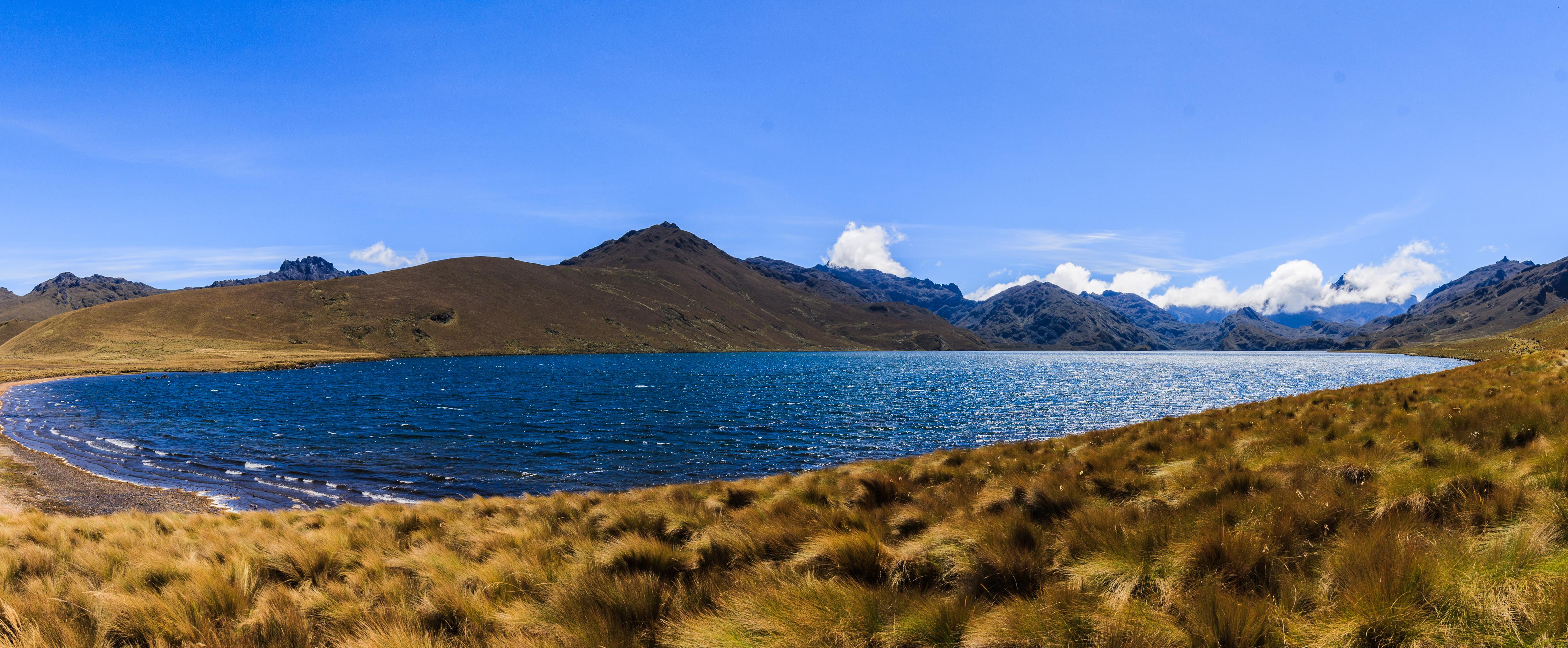 Las lagunas de Ozogoche - Ecuador Gran Viaje De los Andes al Pacífico