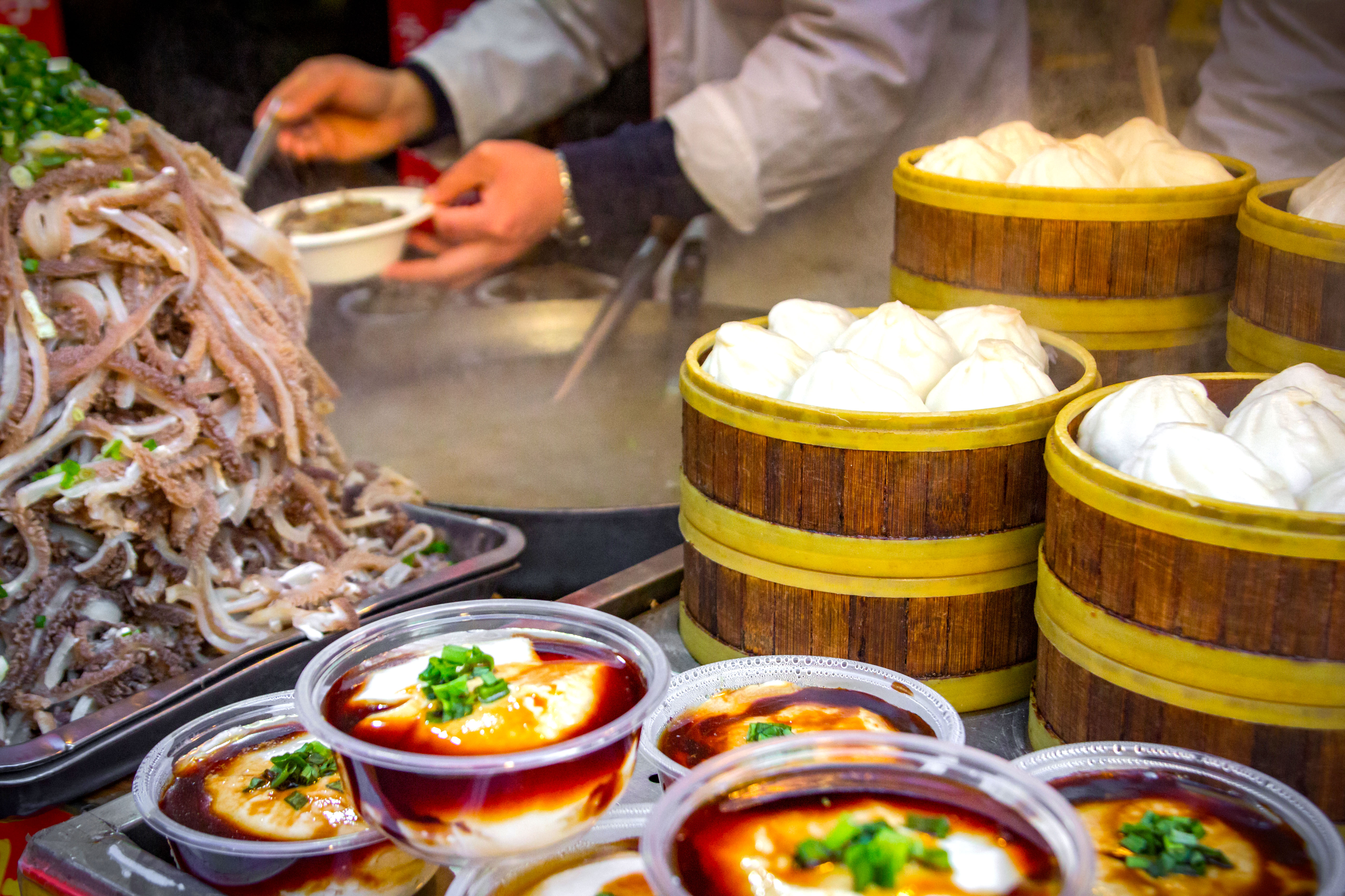 Descubre la verdadera gastronomía china - China Gran Viaje China clásica: Beijing, Xi'an y Shanghai