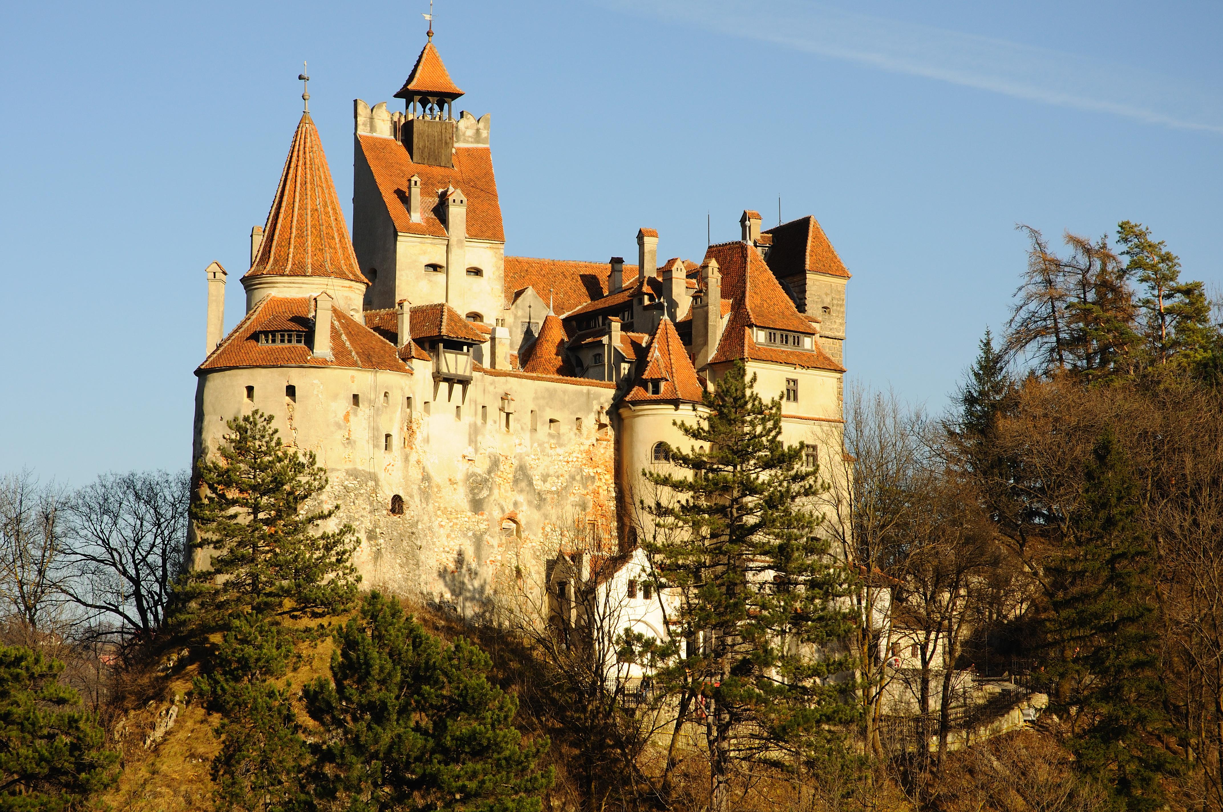 El castillo de Drácula en el que nunca habitó - Rumanía Circuito Rumanía, Bulgaria y Mar Negro