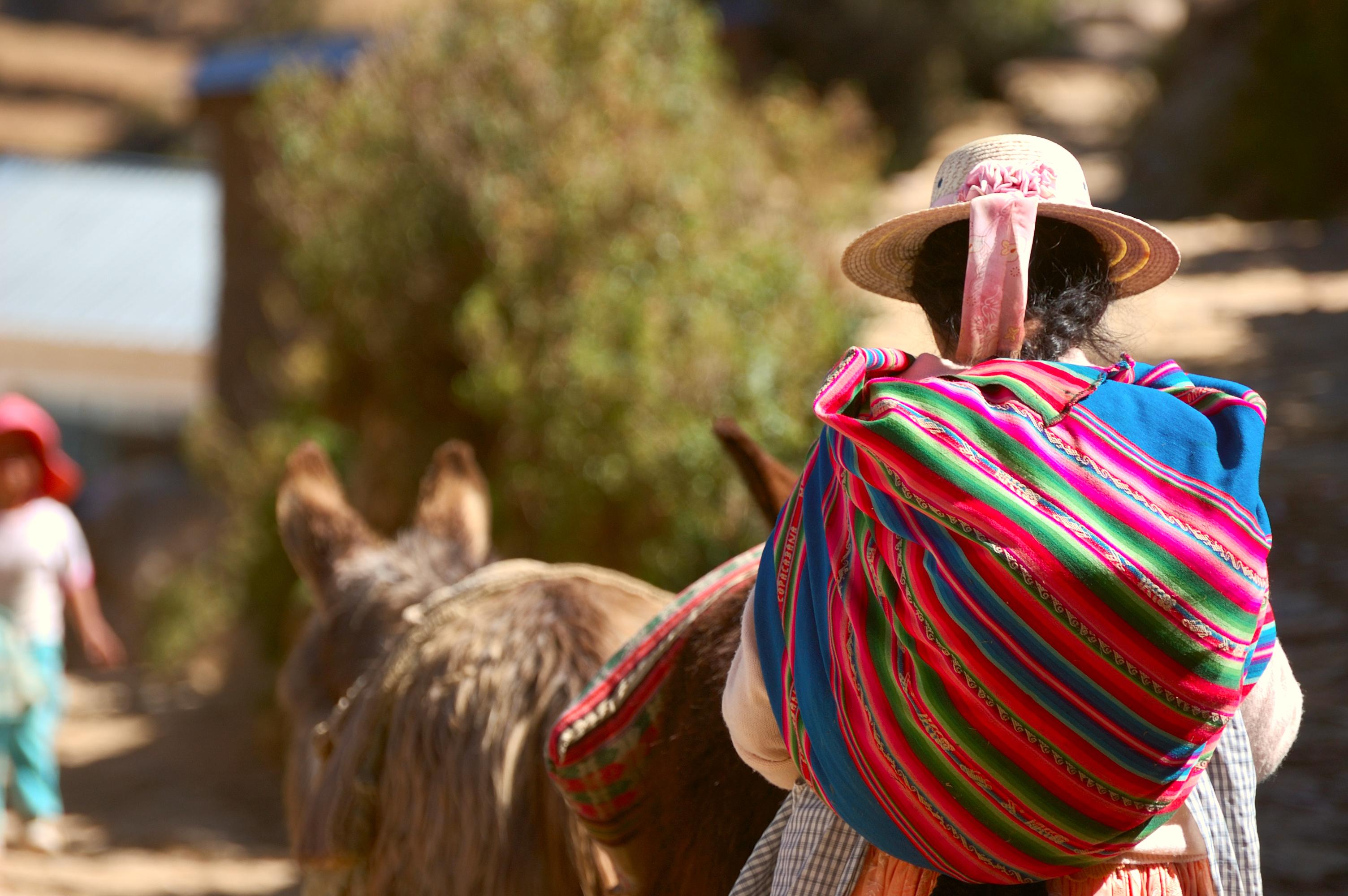 Descubre los secretos de los indígenas Jalq´a en Potolo - Bolivia Gran Viaje Bolivia Increíble
