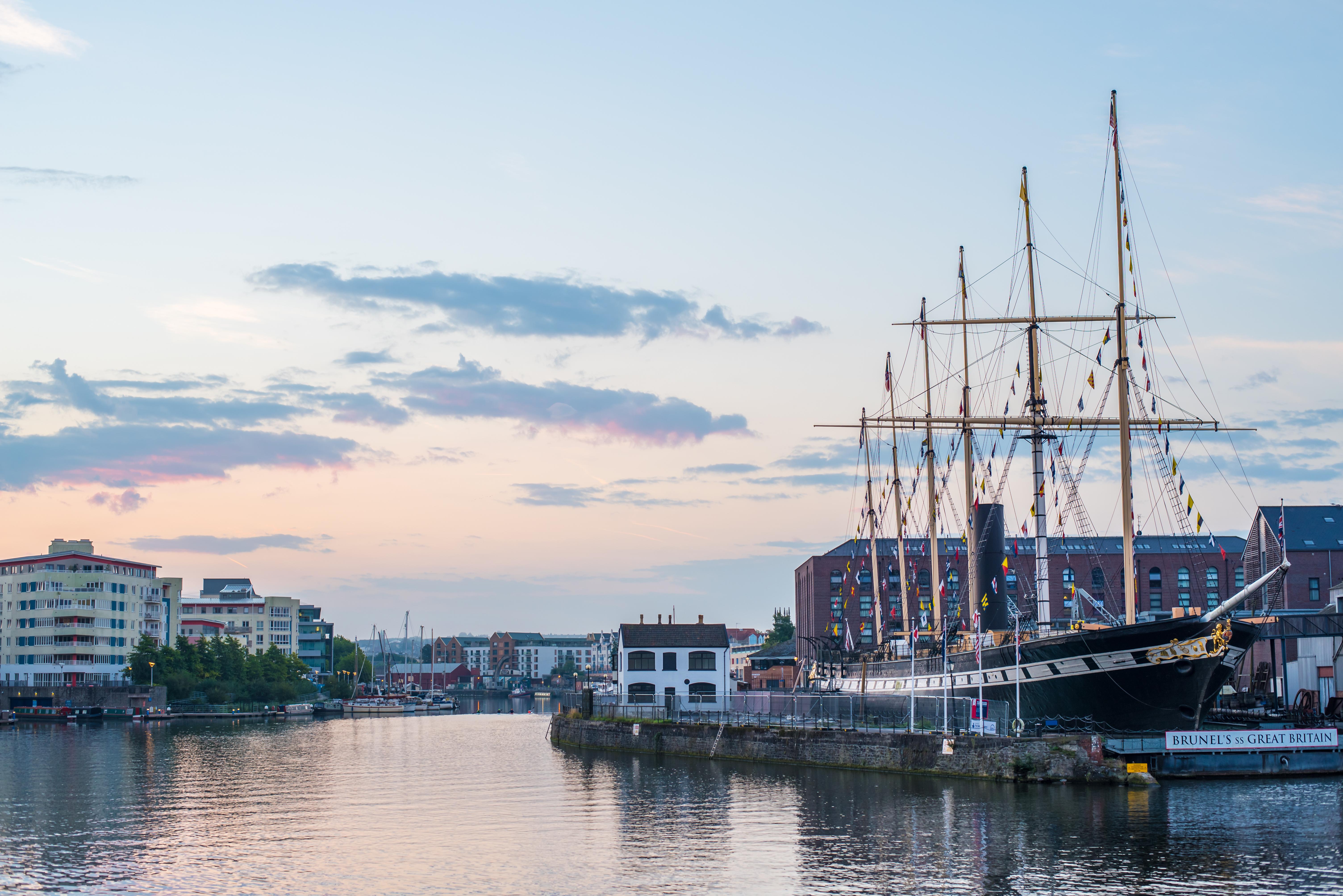 Visita el impresionante Brunel's SS Great Britain, una pieza maestra de ingeniería - Inglaterra Circuito Todo Inglaterra: de York a Londres